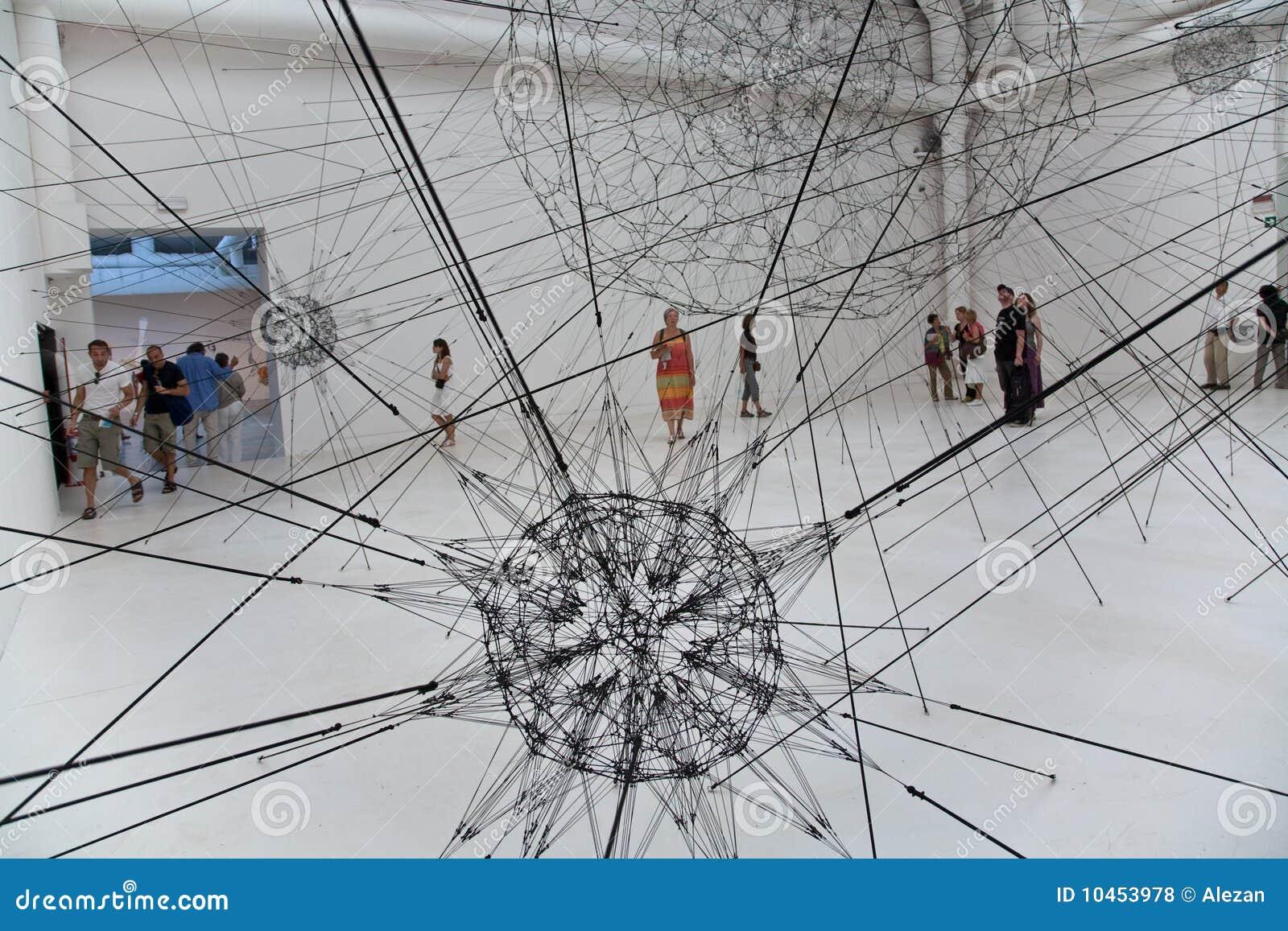 Biennale di venezia art exibithion venice 2009 editorial for Artisti biennale venezia