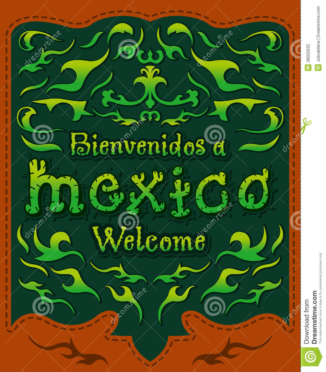 how to say welcome to mexico in spanish