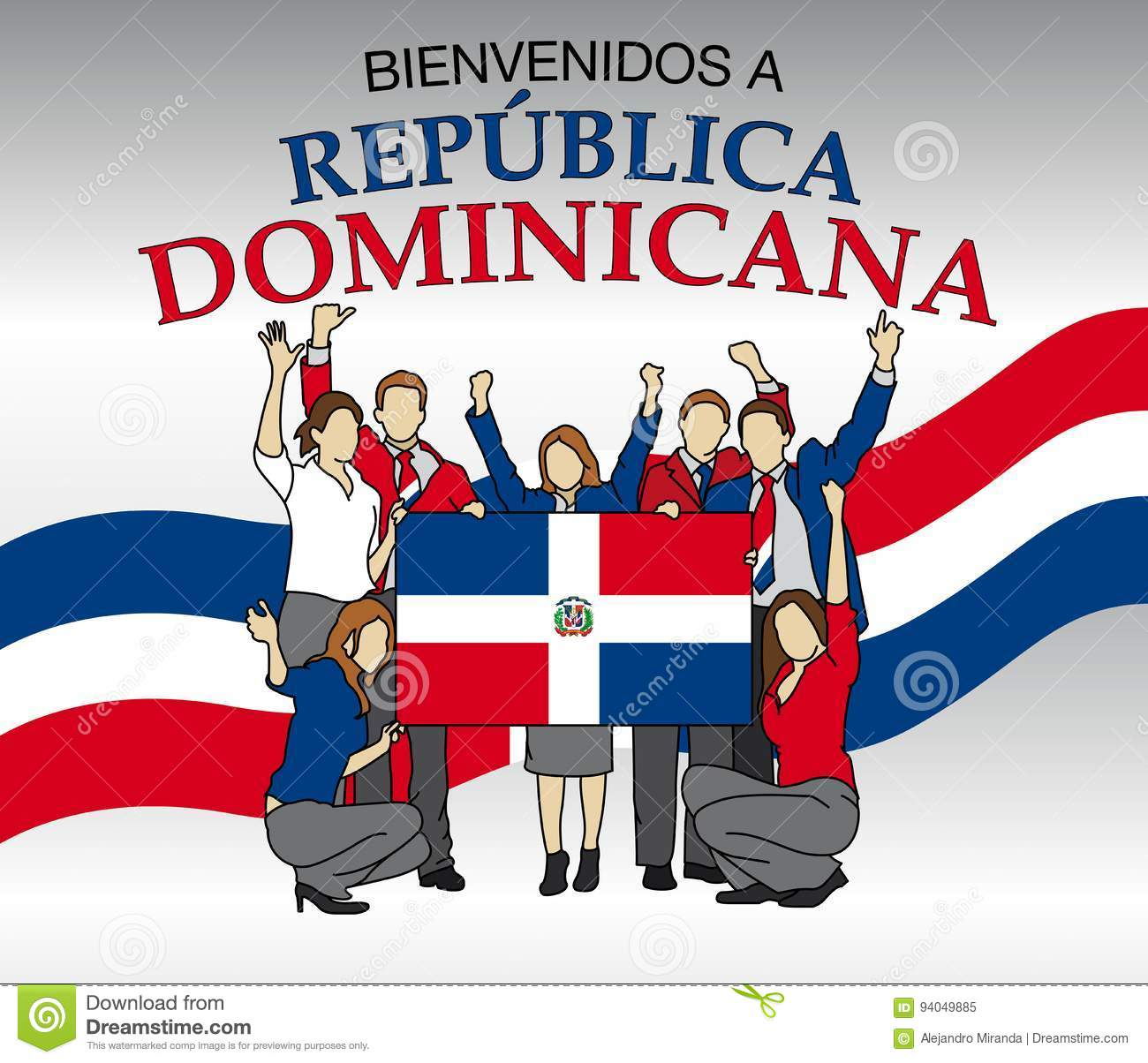 In republic the Do speak they spanish dominican