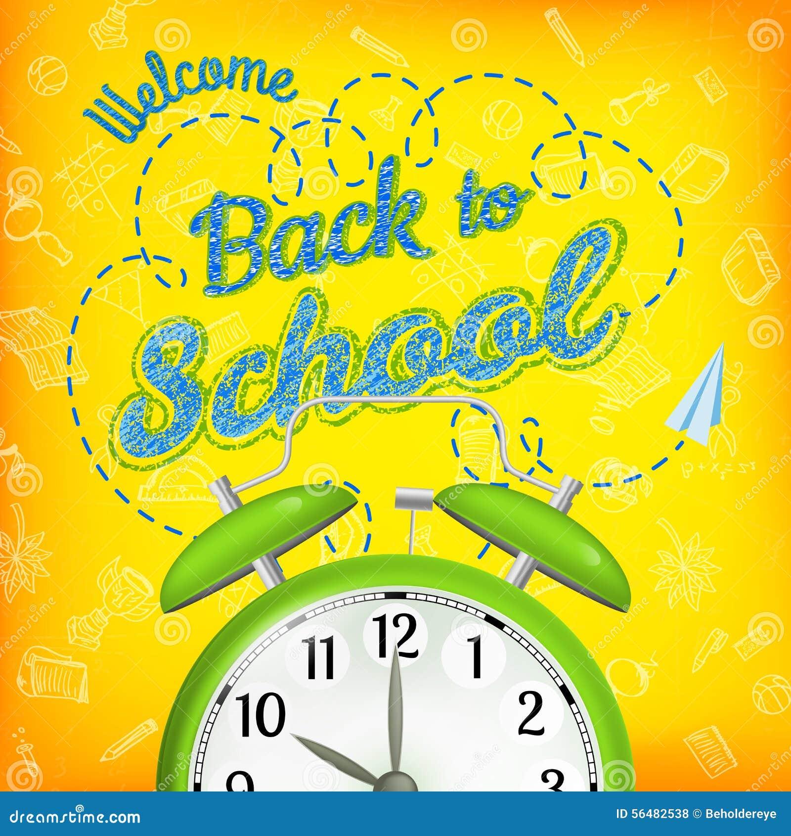 Bienvenue de nouveau à l école ENV 10