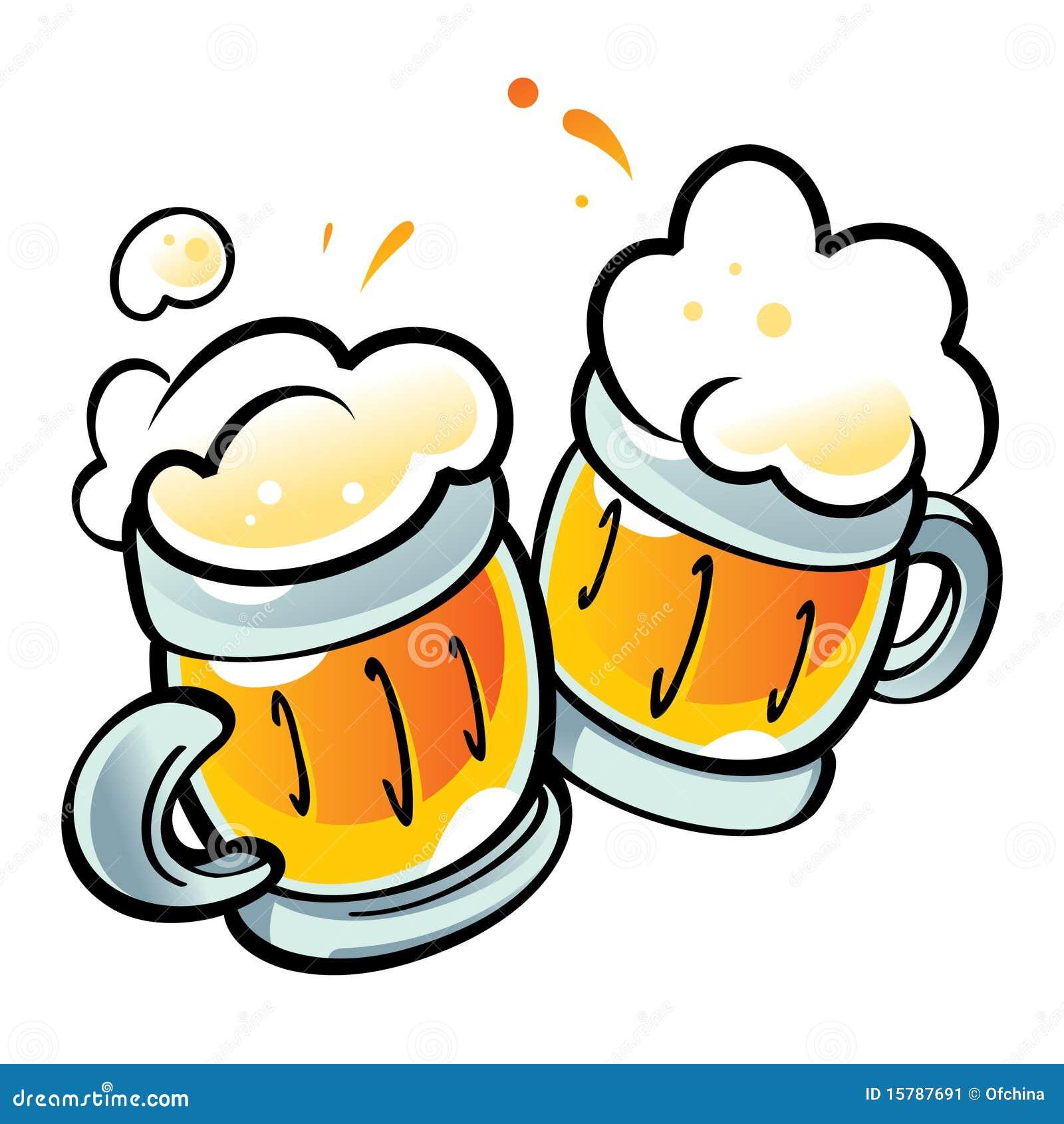 Bier-Becher