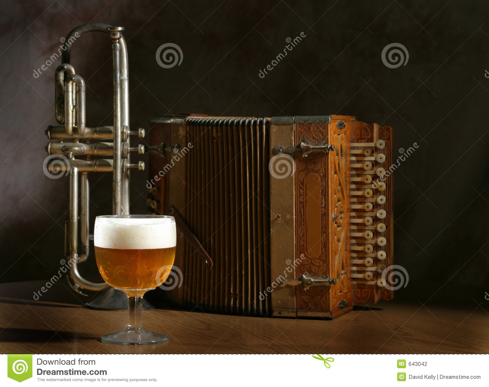 Bier en Polka s