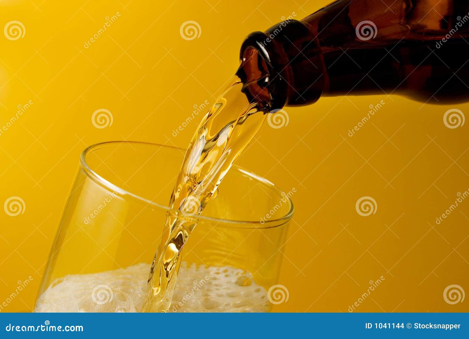 Bier gedient