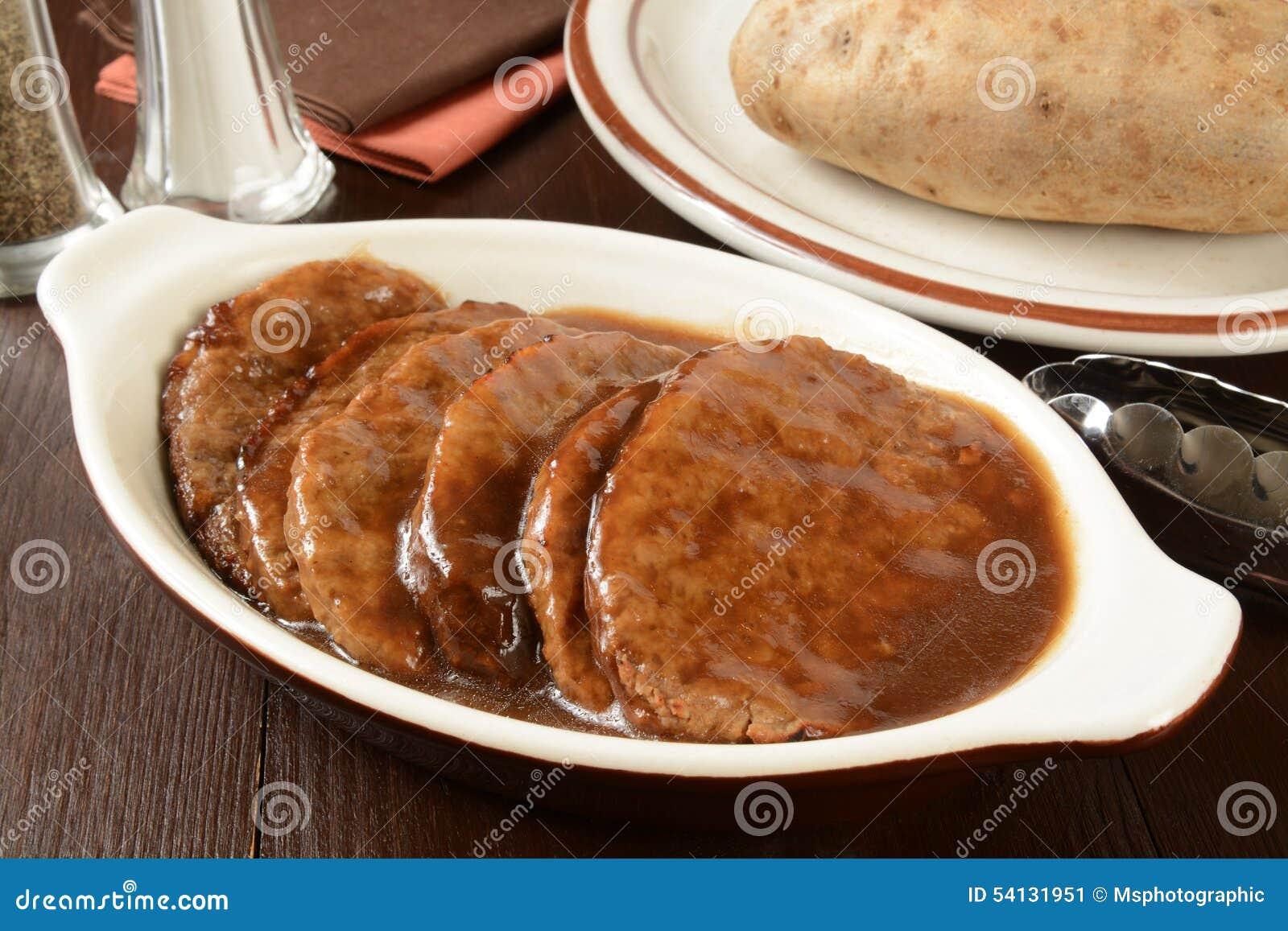 Bife de Salisbúria