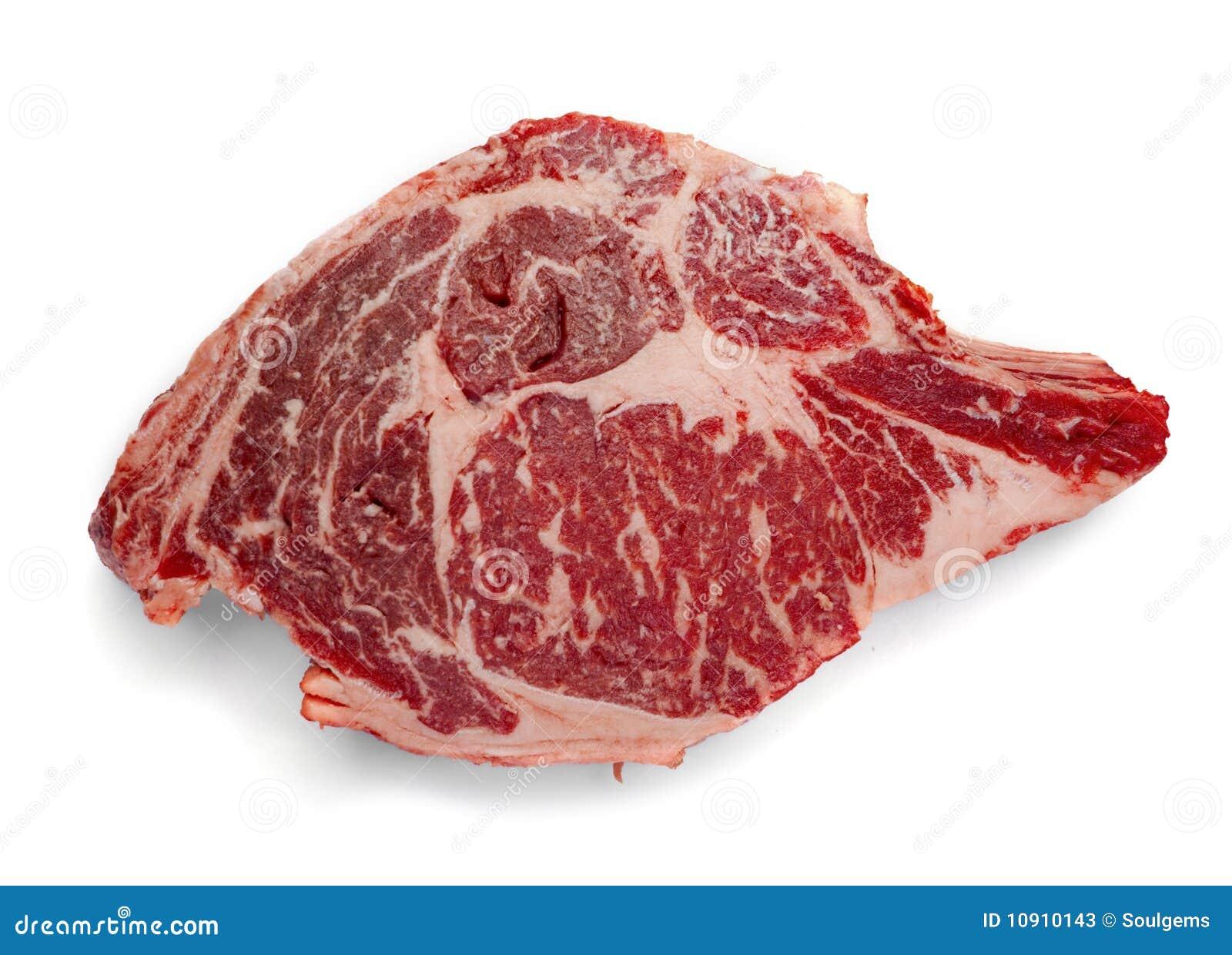 Bife do olho do reforço principal do USDA