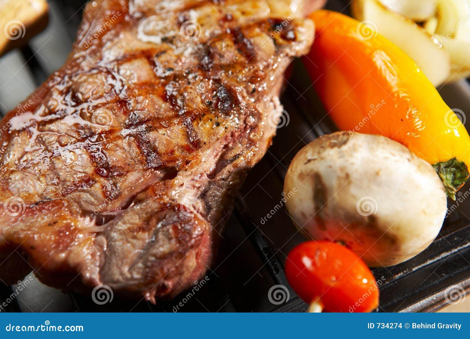 Bifteck de BBQ