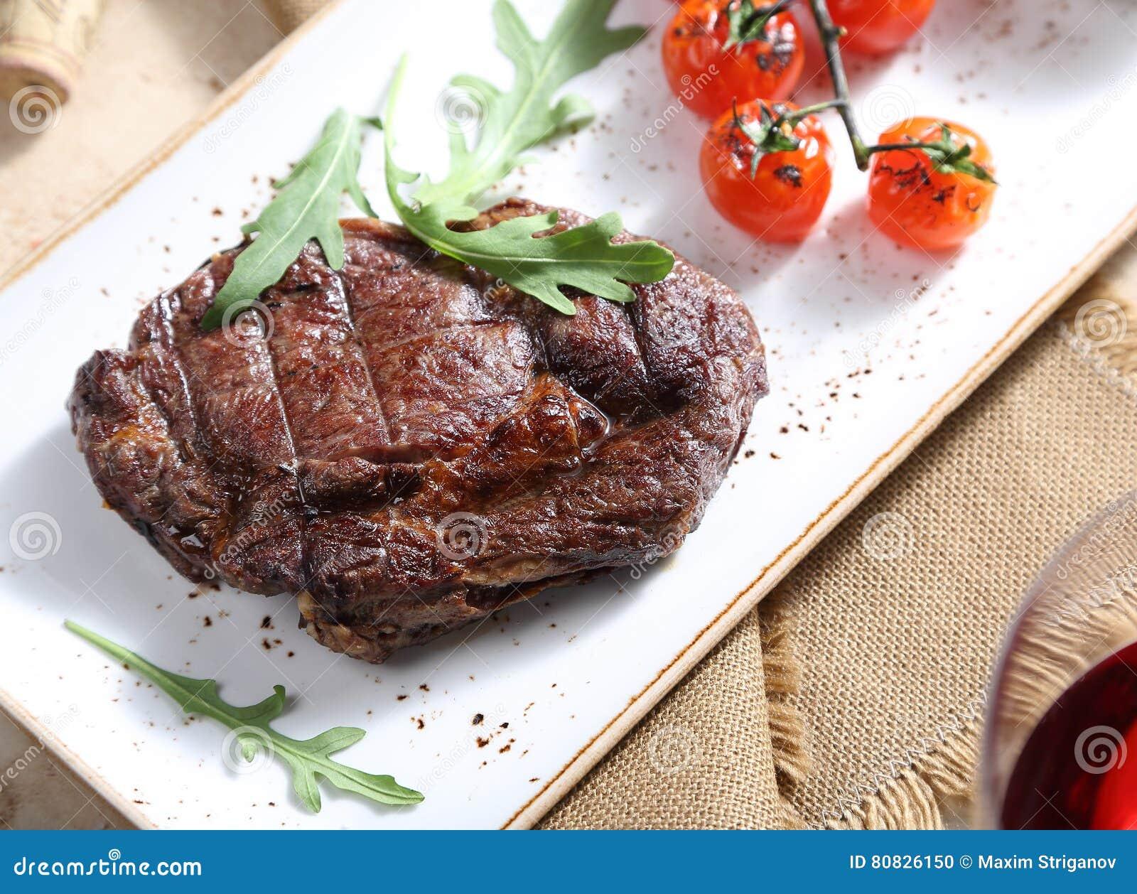 Bifteck de boeuf