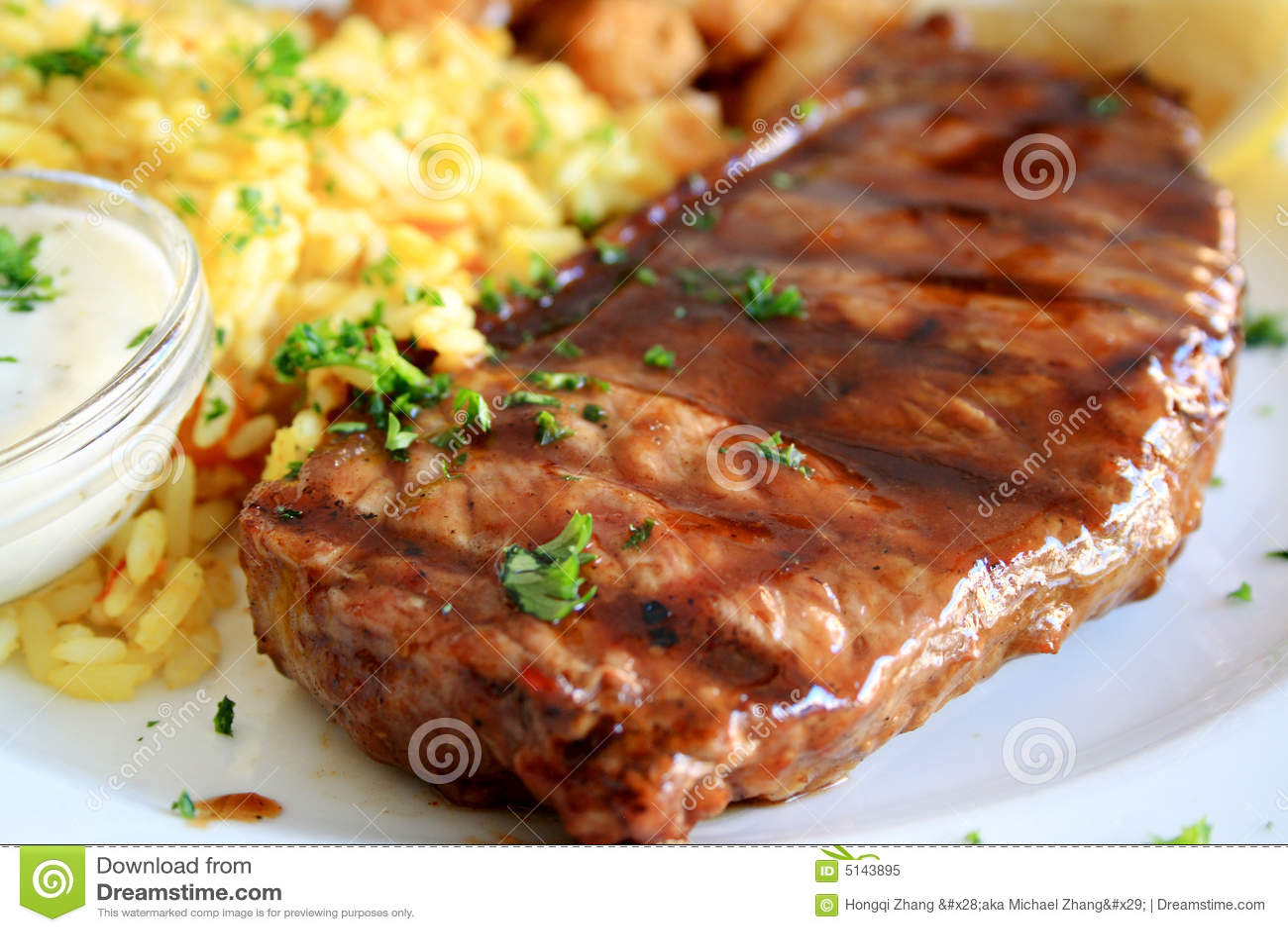 Bifteck juteux