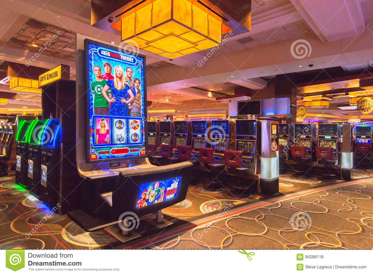 Casinos with slot machines near los angeles