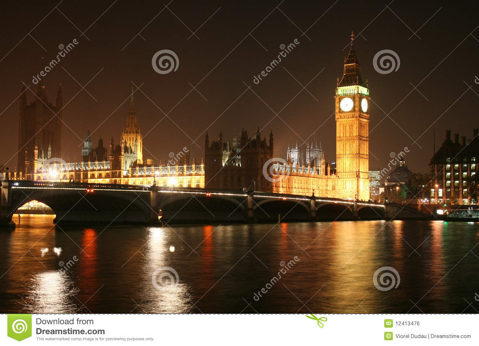 Big Ben Λονδίνο
