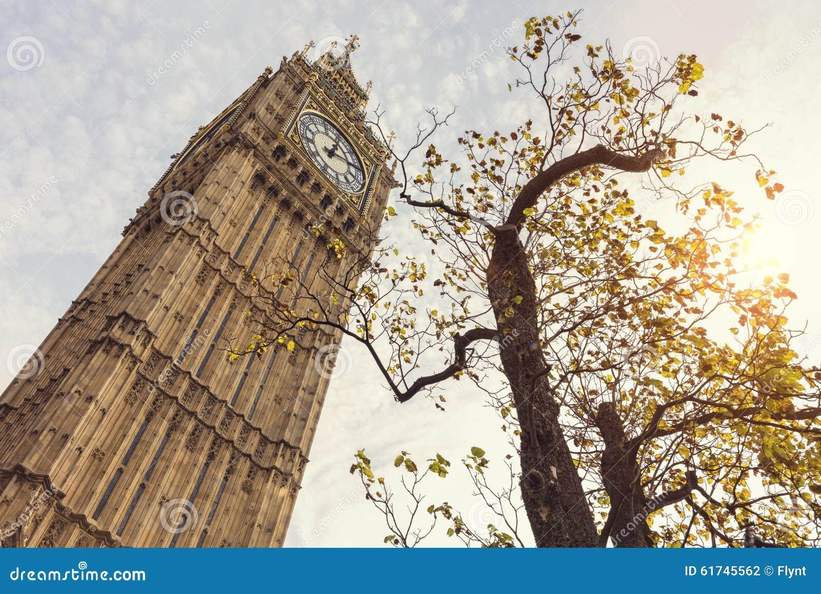 Big Ben en Londres Reino Unido
