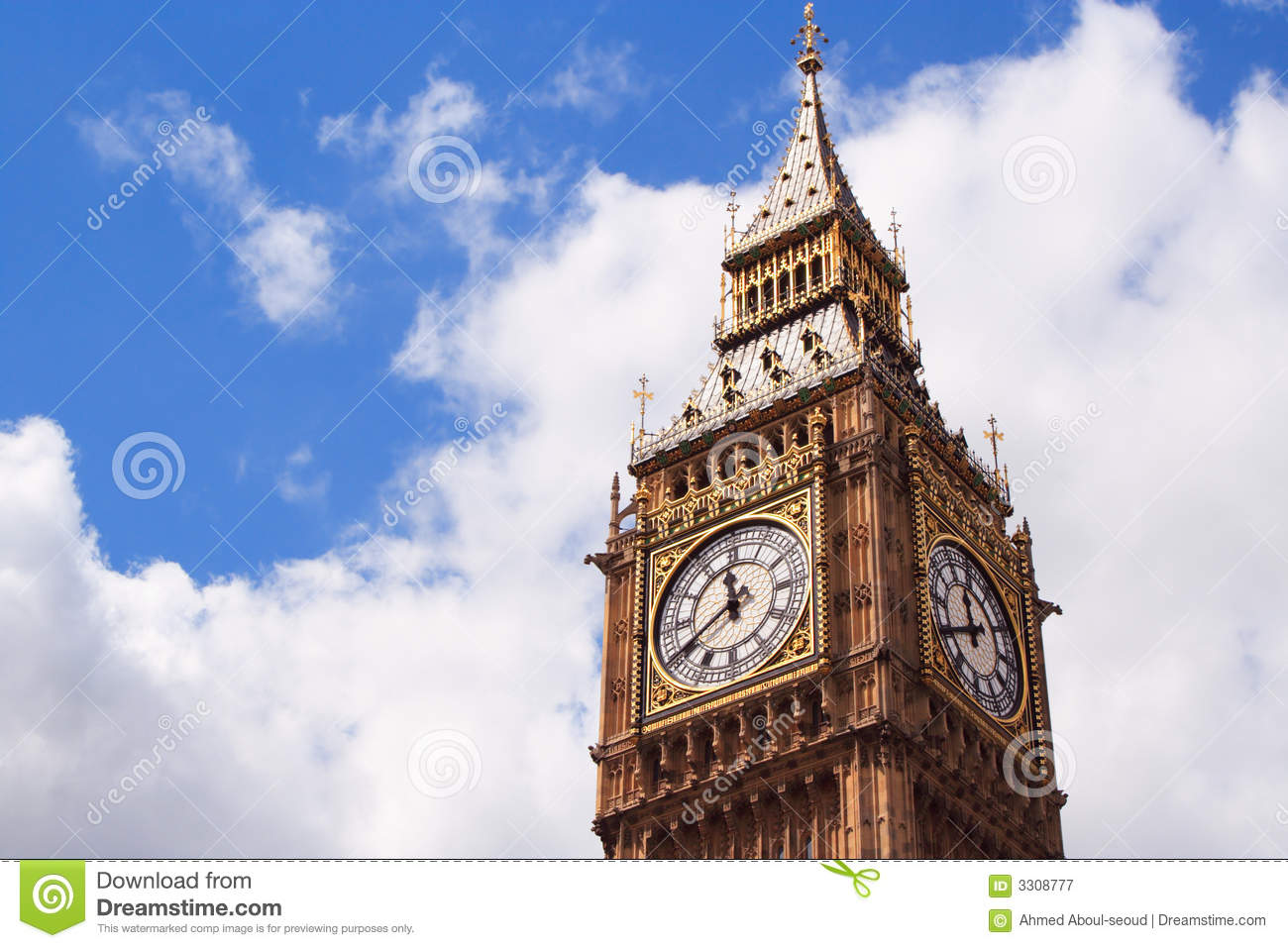 Big Ben of London