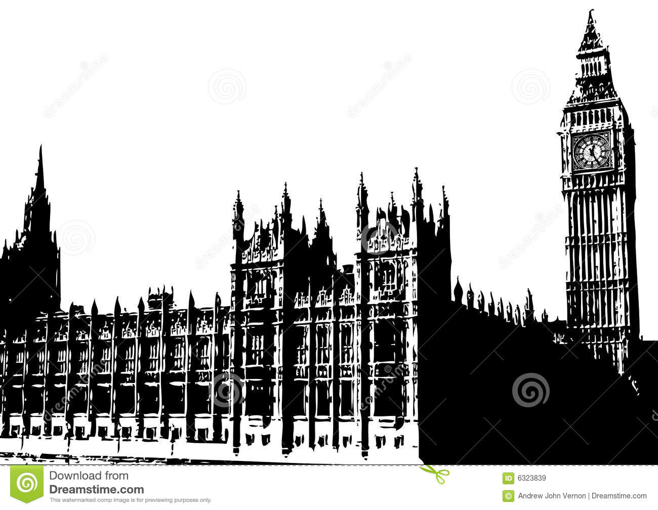 Big Ben London Uk Royalty Free Stock Images Image 6323839