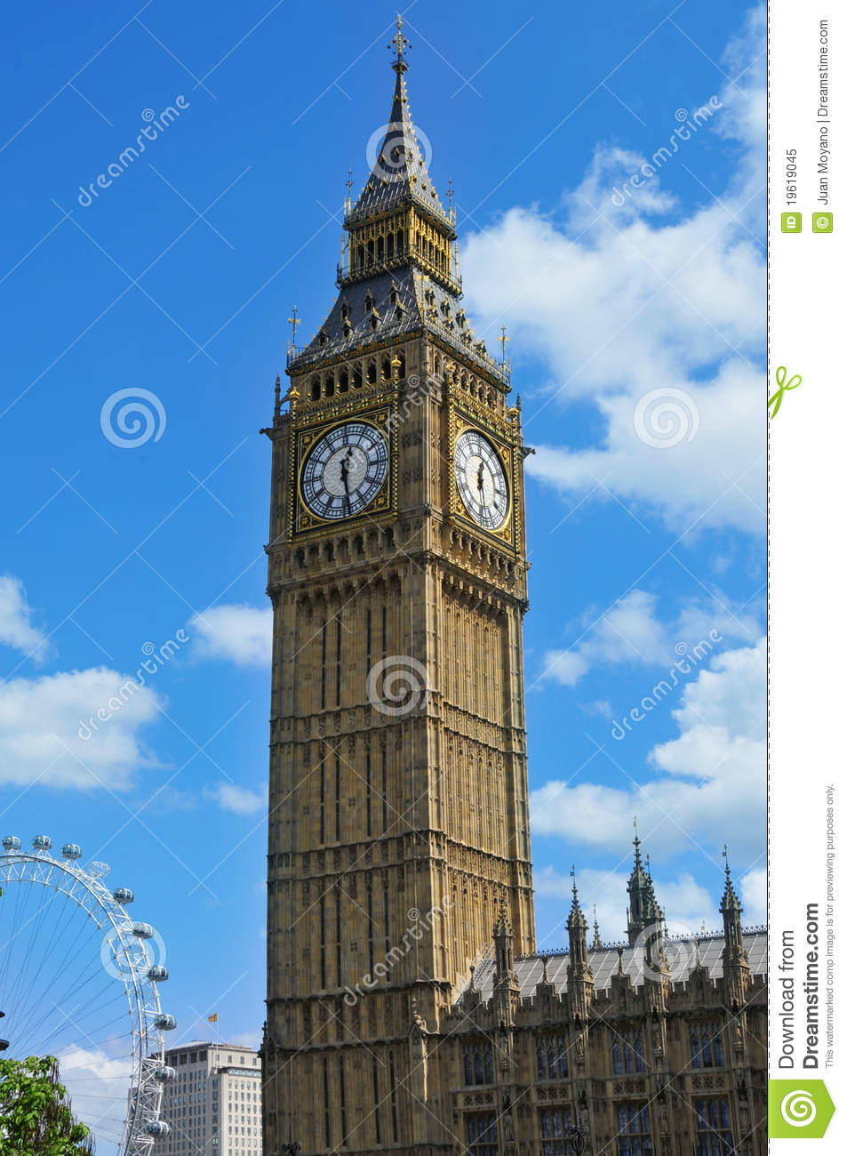 Largs United Kingdom  city photos gallery : Big Ben In London, United Kingdom Editorial Image Image: 19619045