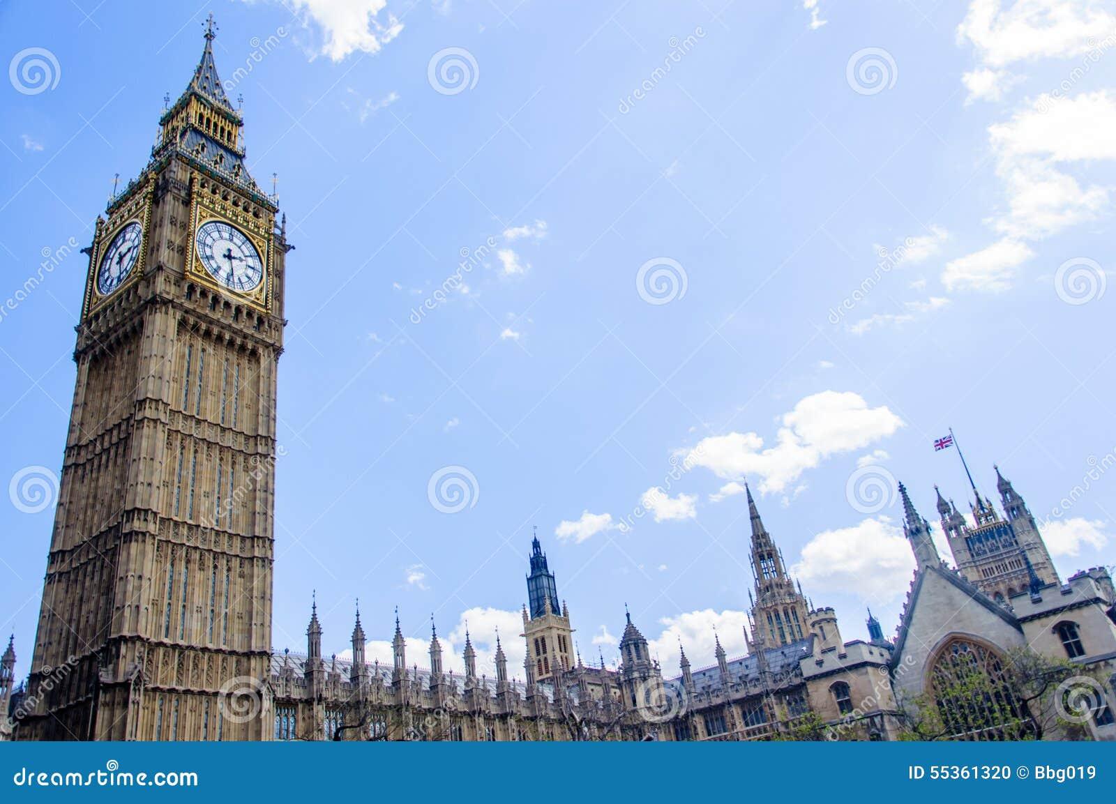 Big Ben Londra, Regno Unito