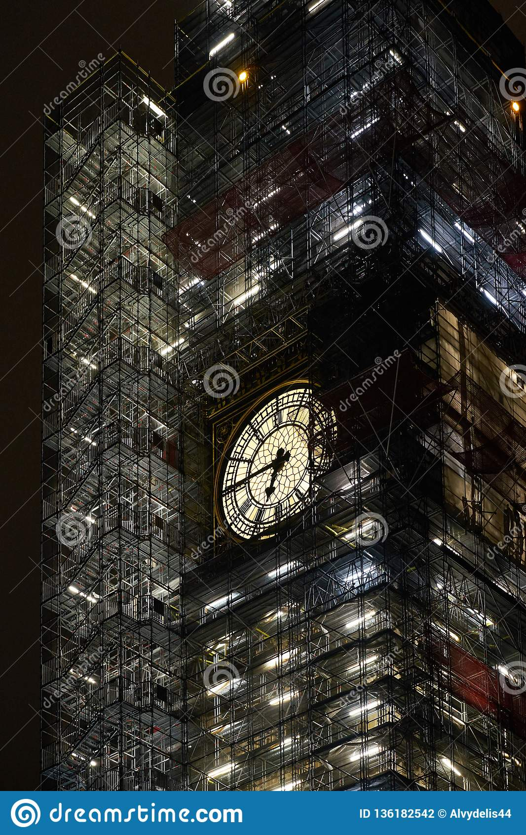 Big Ben Repair in London