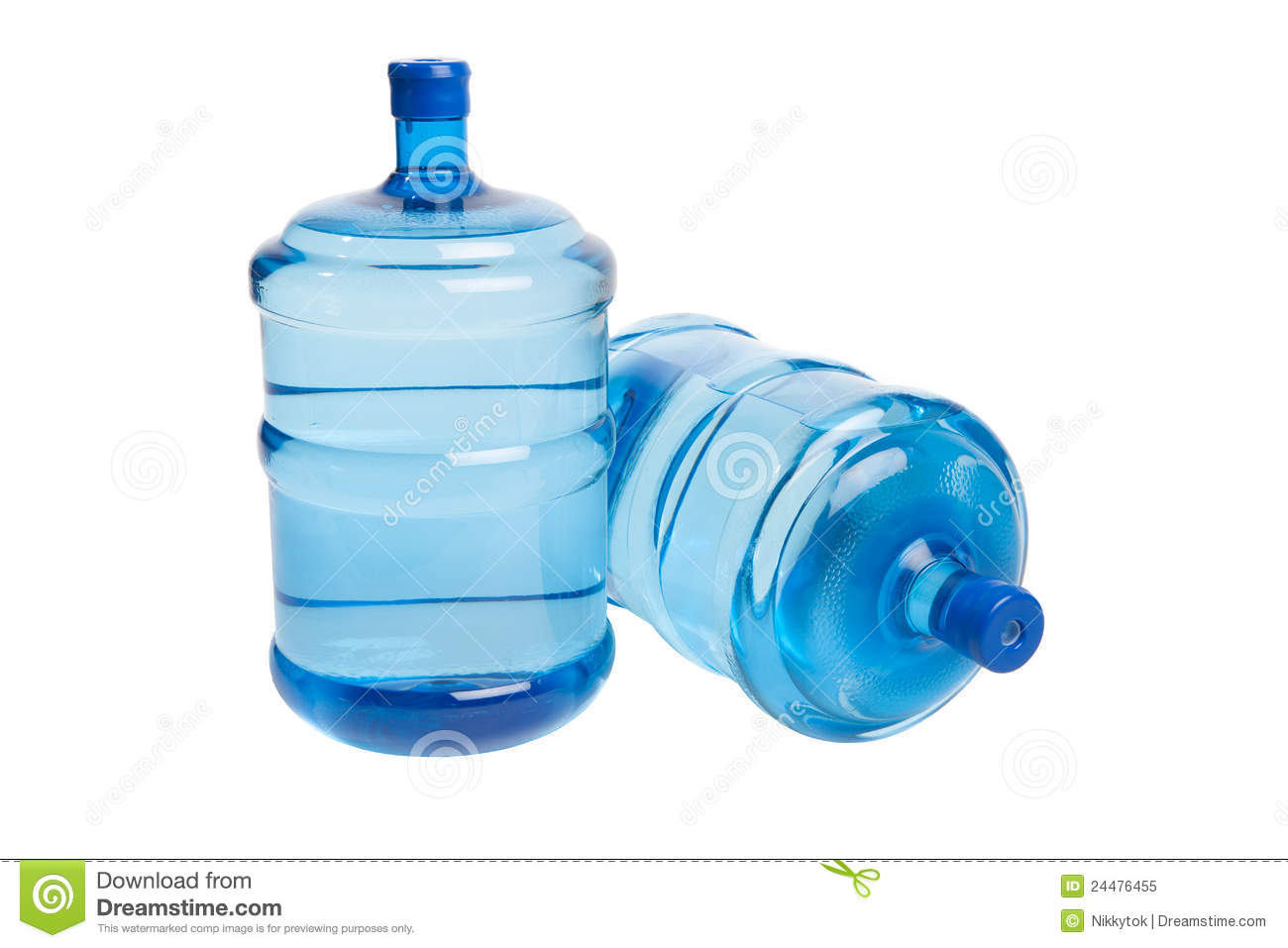Bottled Water Clipart