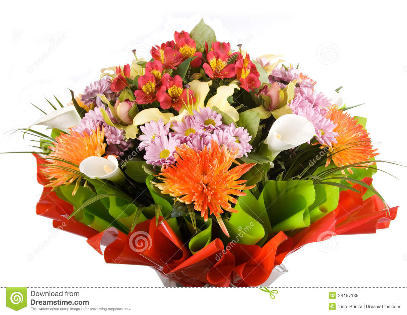 Big bouquet of flowers royalty free stock photo image for Big bouquets of flowers