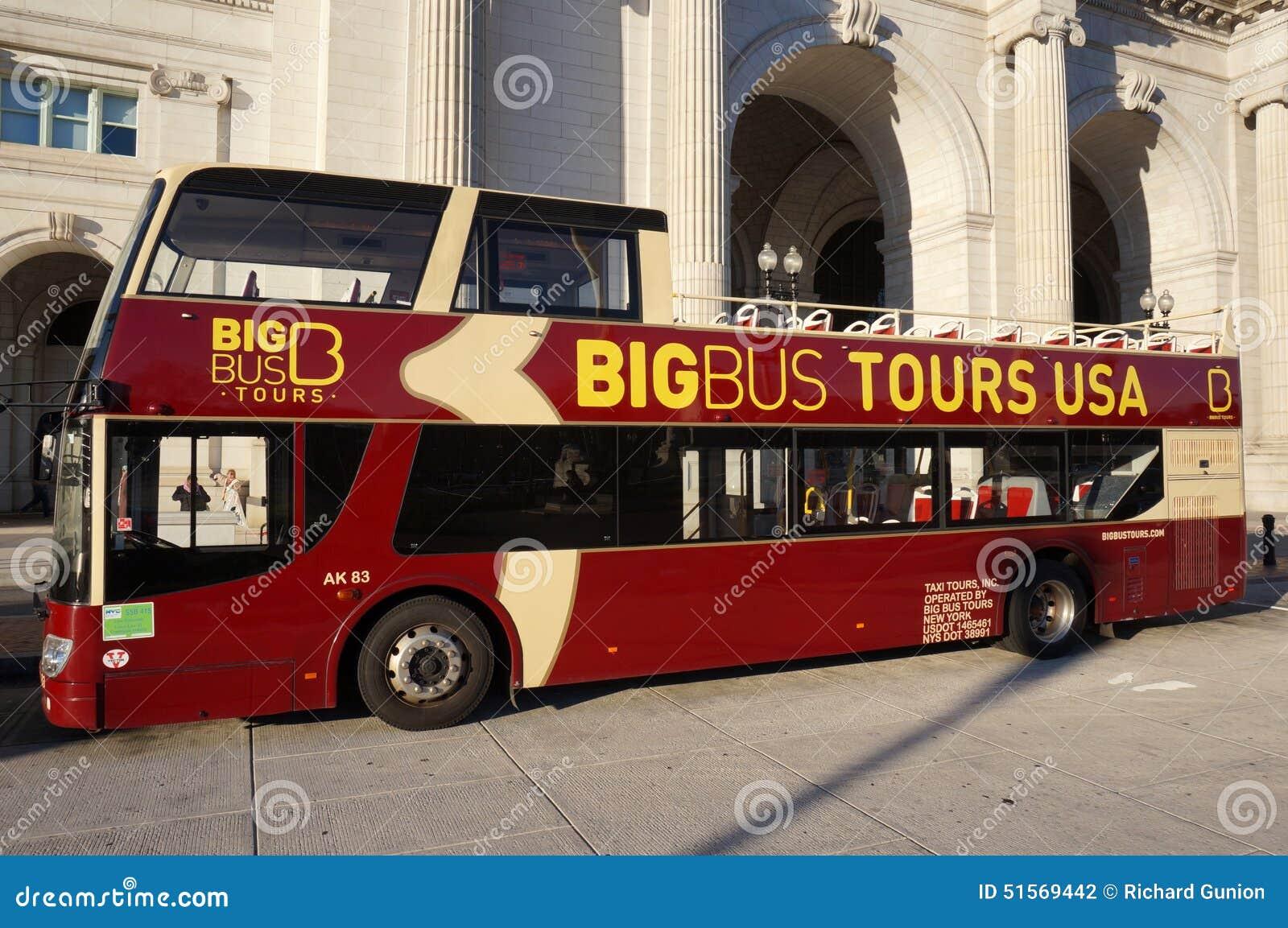 GROUPON BIG RED BUS