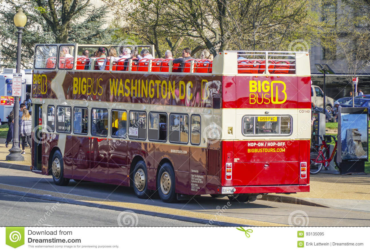 Washington Dc Tour Bus >> Big Bus Tour Washington Dc Washington District Of