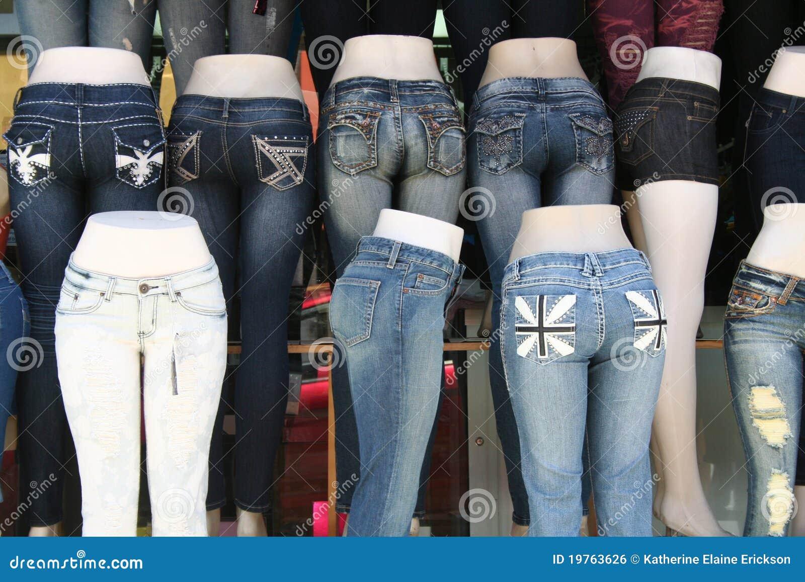 Womens designer jeans
