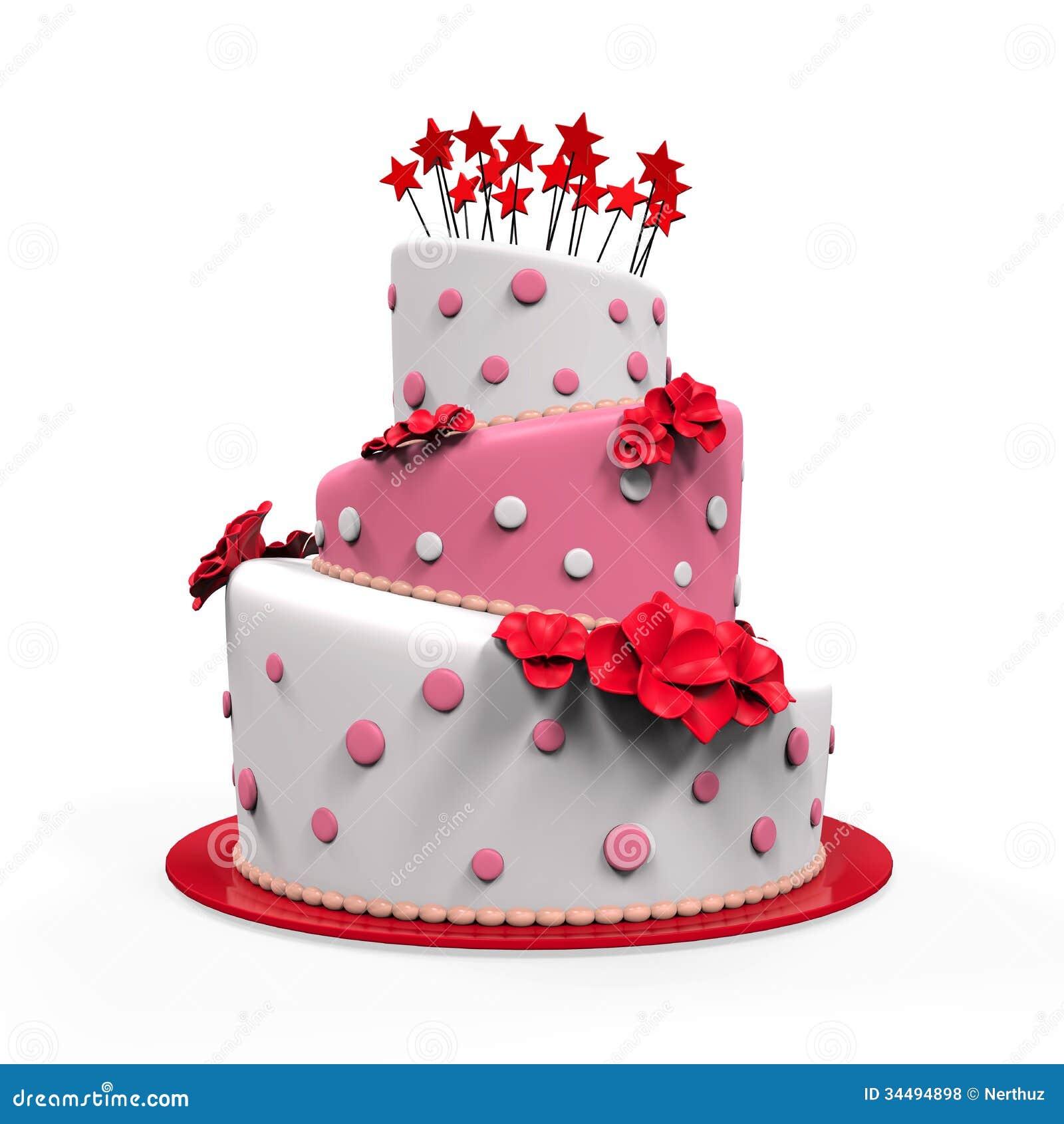 Big Cake Images Download : Big Cake Isolated Royalty Free Stock Photos - Image: 34494898