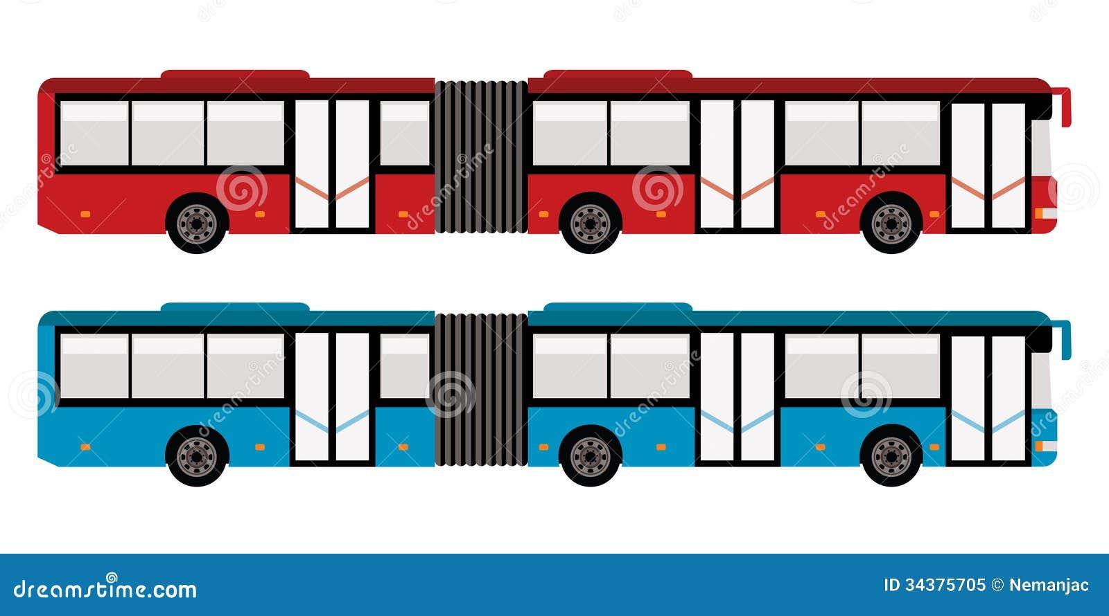 big city bus royalty free stock photo