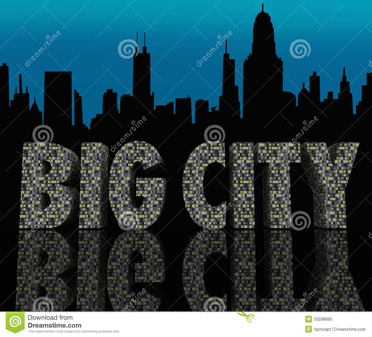 Essay On The Life In A Big City
