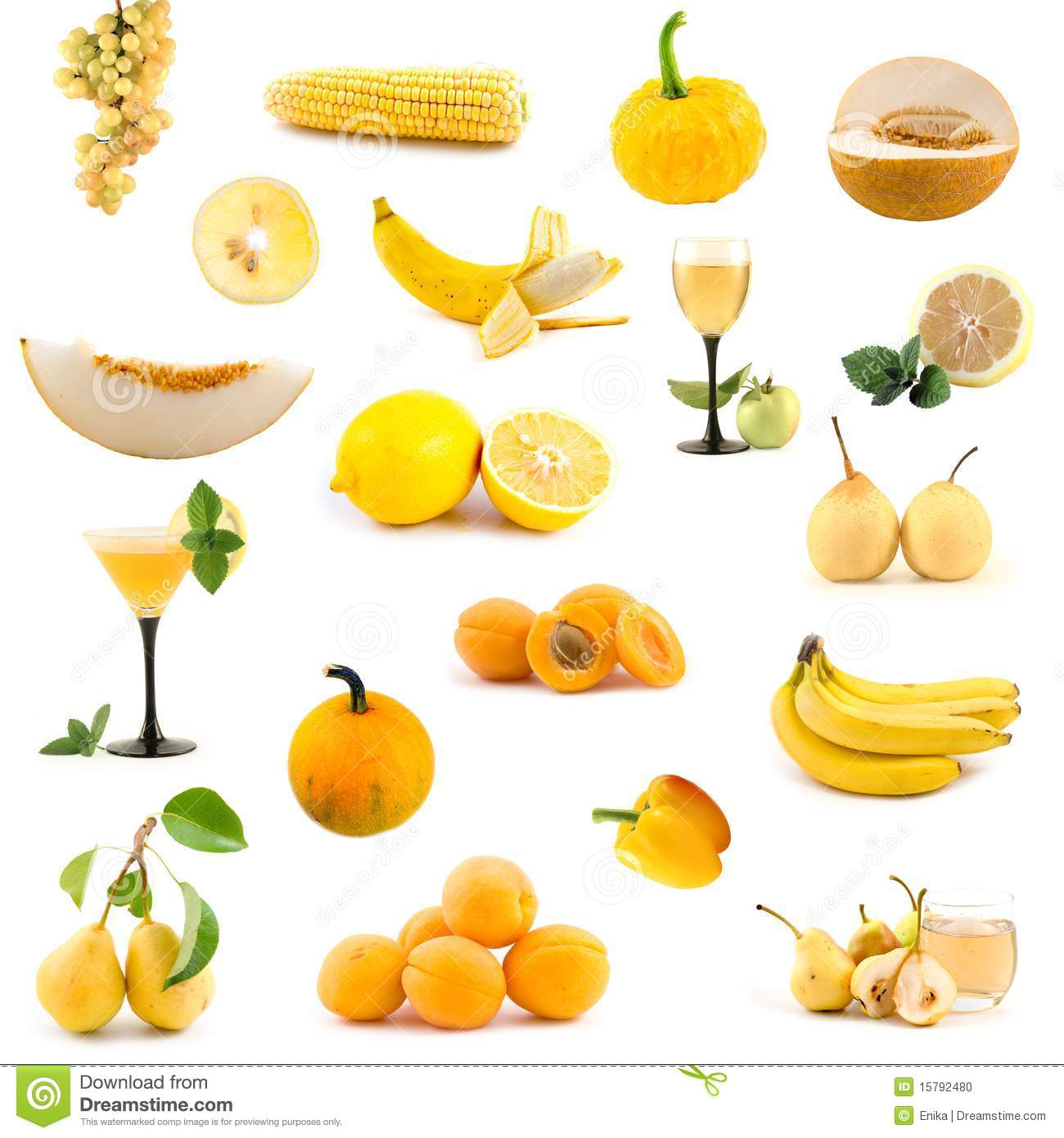 big collection of yellow vegetables and fruits stock photo corn clip art step corn clip art black