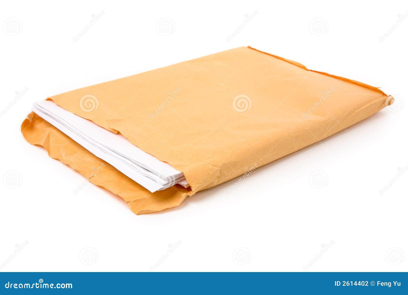 how to make a big envelope