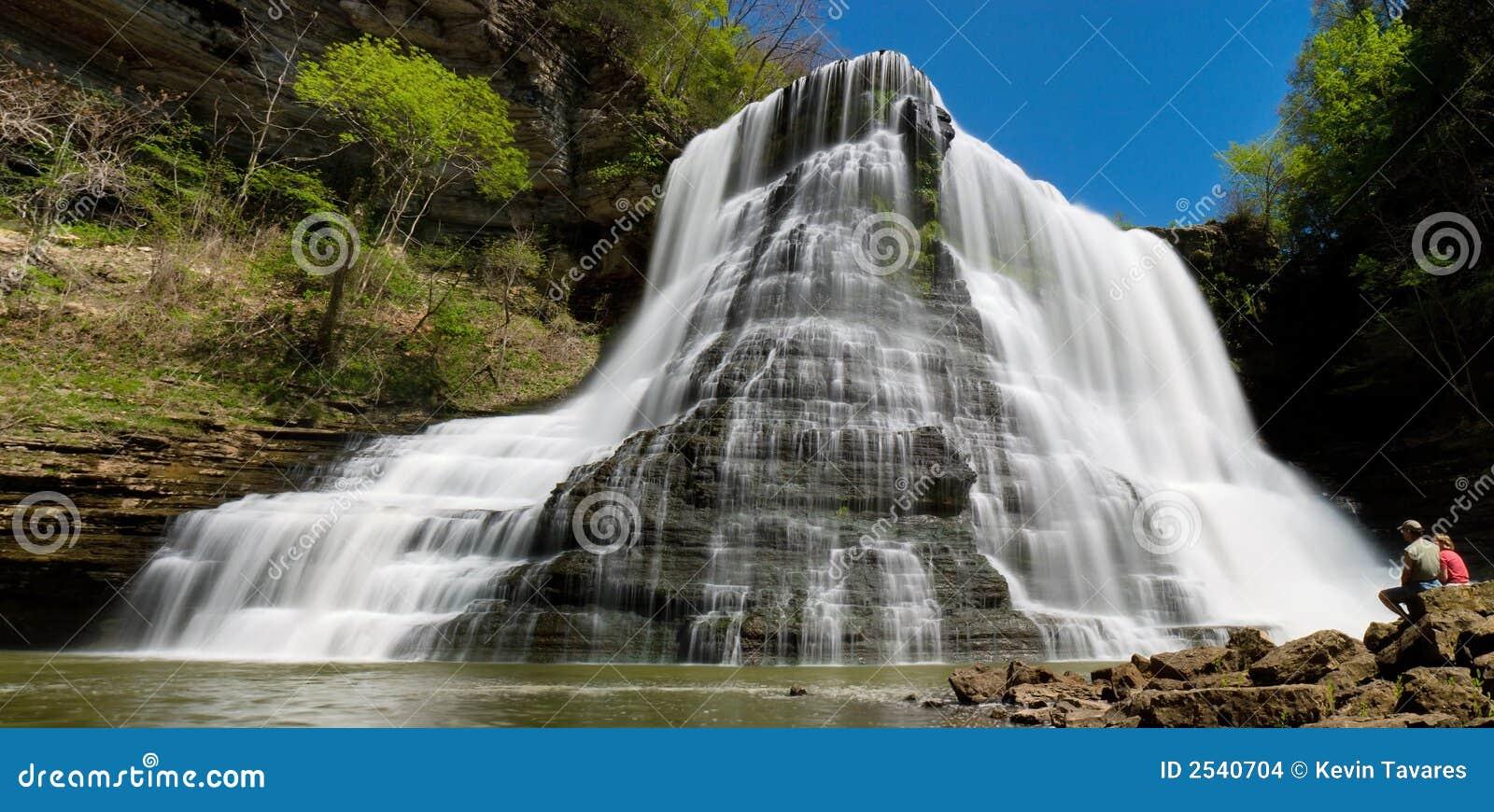 Big Falls Panoramic