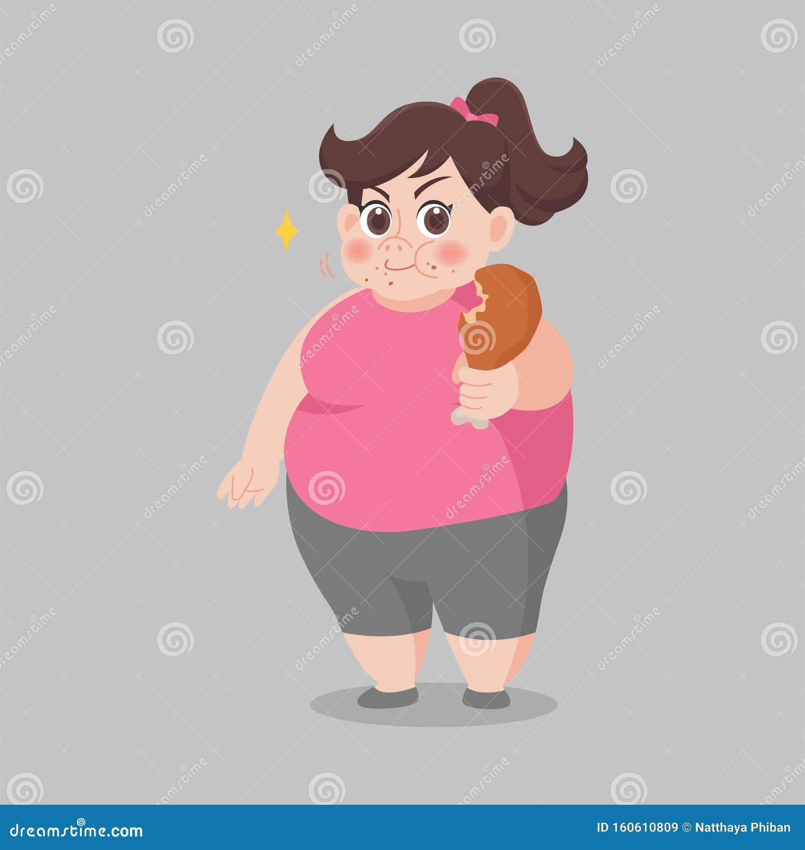cartoon pierde în greutate