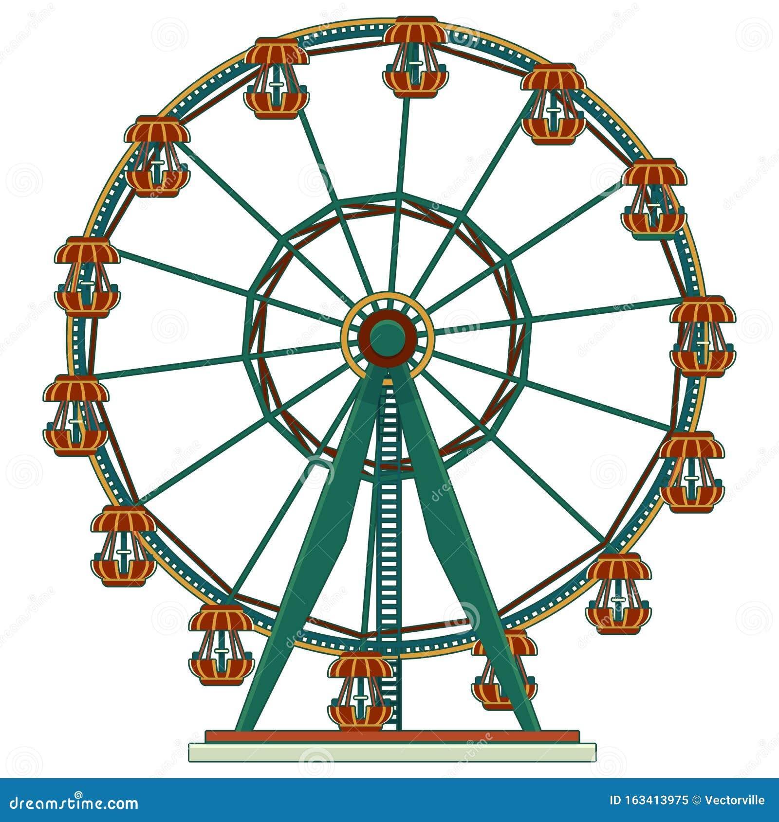 Ferris Wheel Night Stock Illustrations 621 Ferris Wheel Night Stock Illustrations Vectors Clipart Dreamstime
