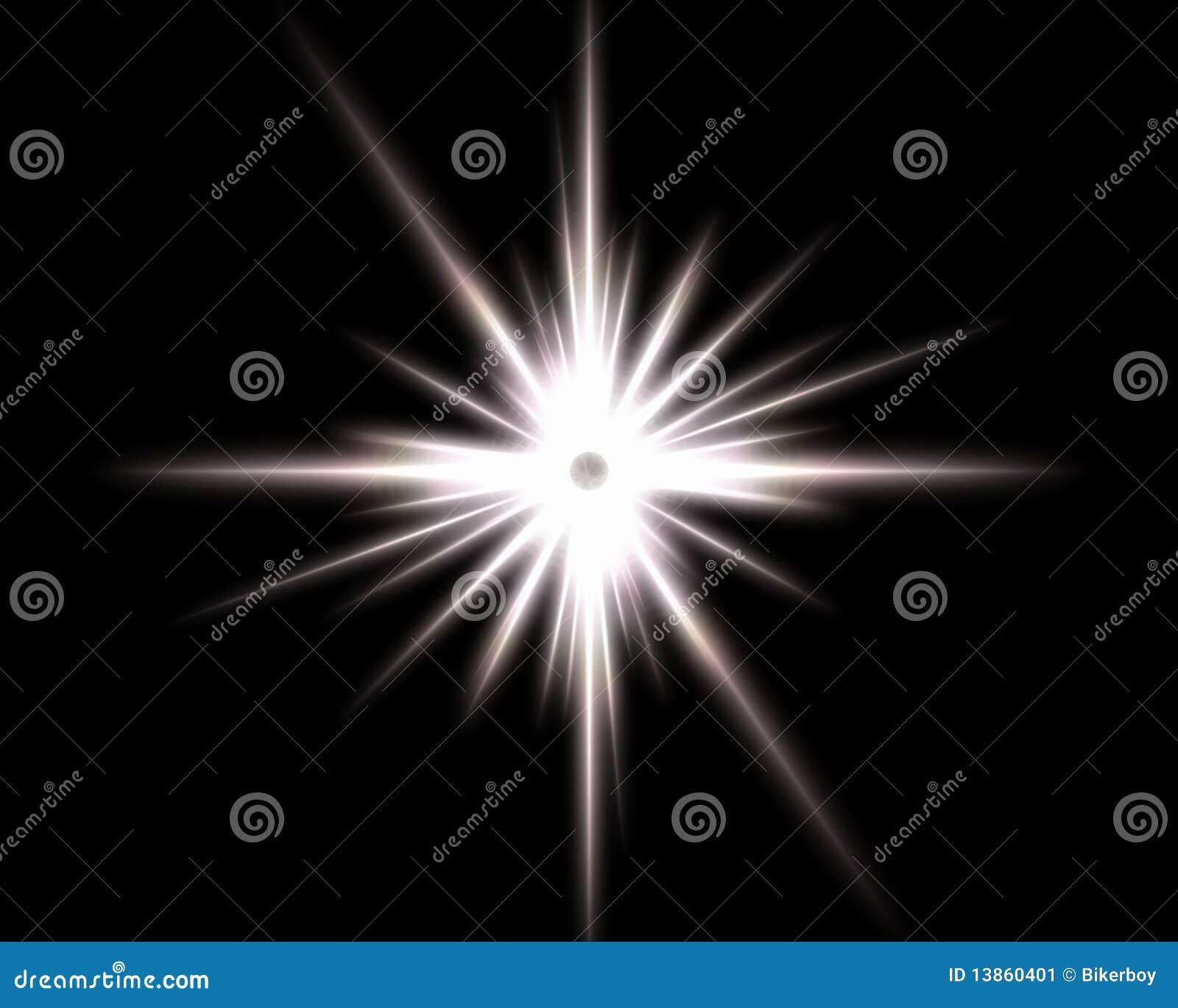 Big Flash Stock Illustration Illustration Of Glare