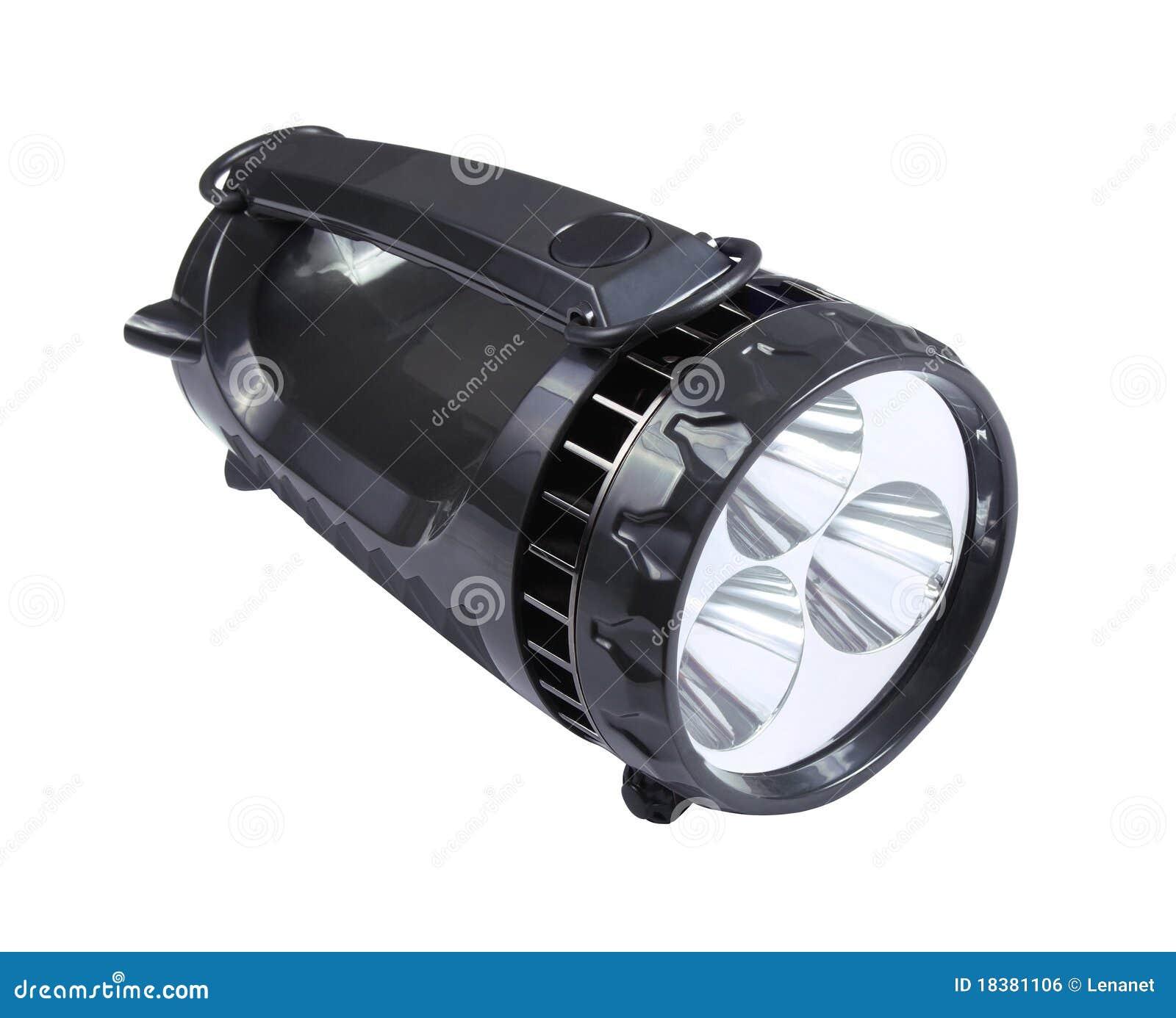 Big Flashlight Stock Photo Image Of Portable Illuminate