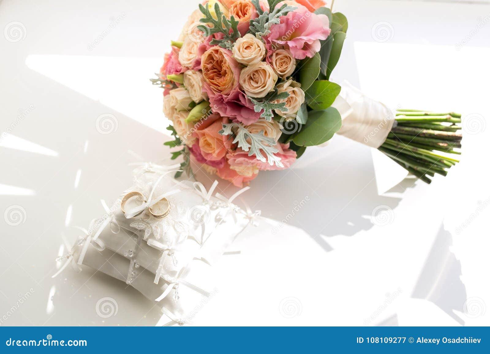 Big flower bouquet stock image. Image of engagement - 108109277