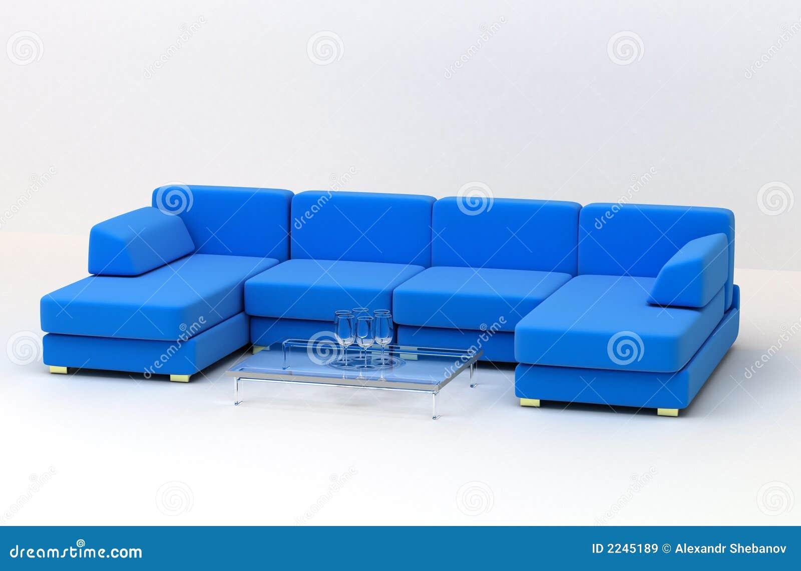 Big Folding Sofa Royalty Free Stock Images Image 2245189