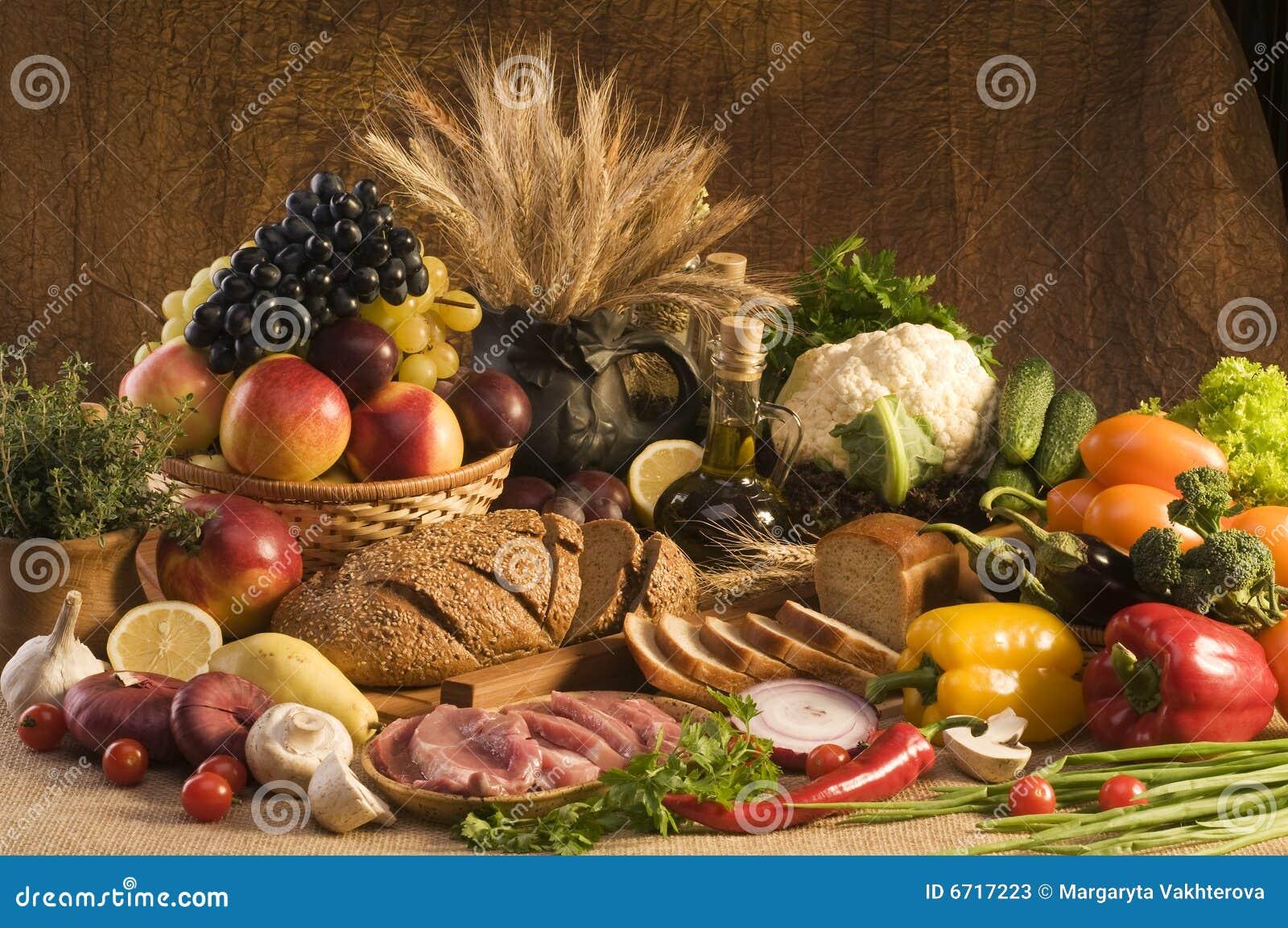 Big Food Still Life Stock Photos Image 6717223