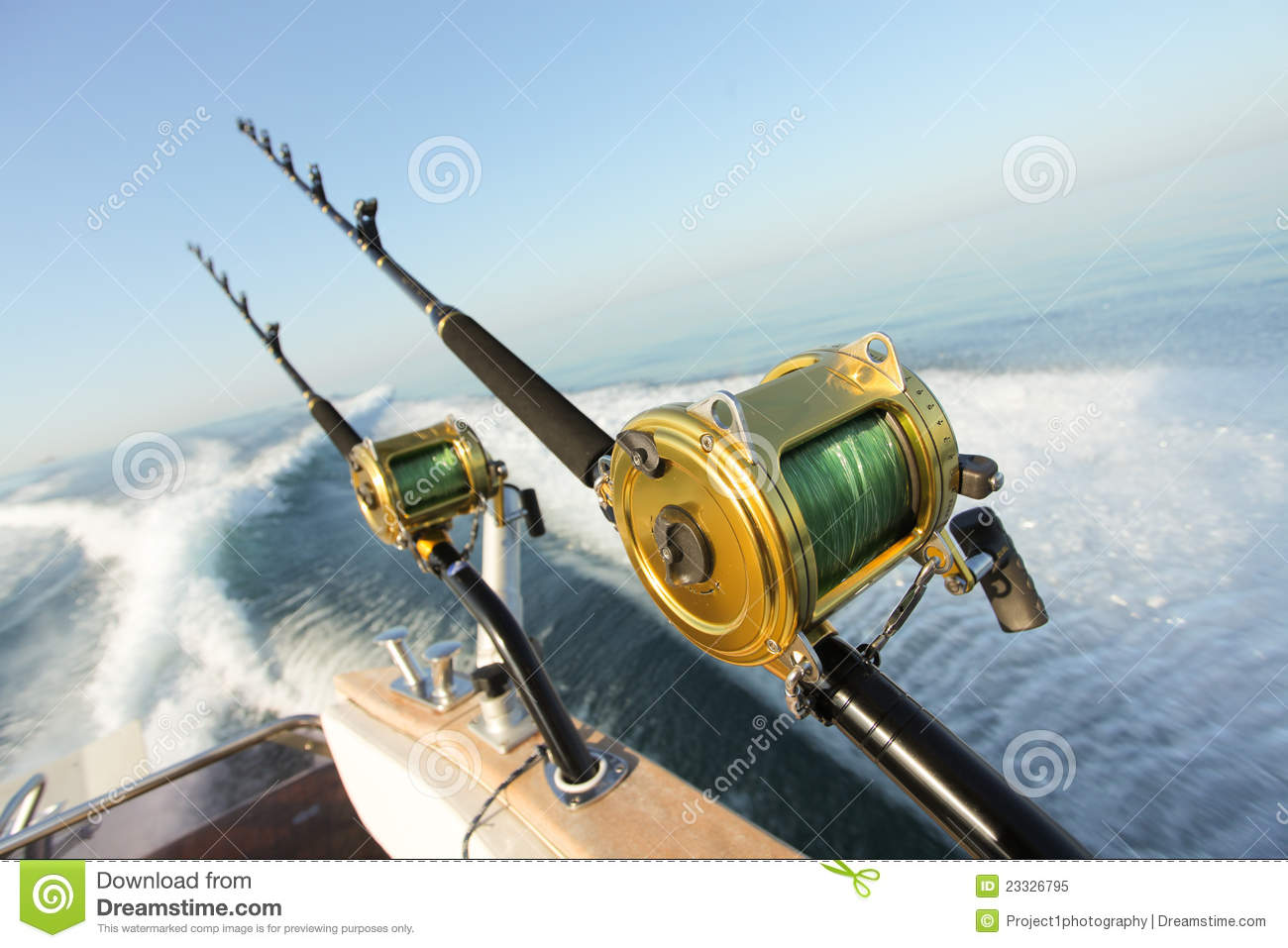 Big game fishing royalty free stock photo image 23326795 for Big game fishing