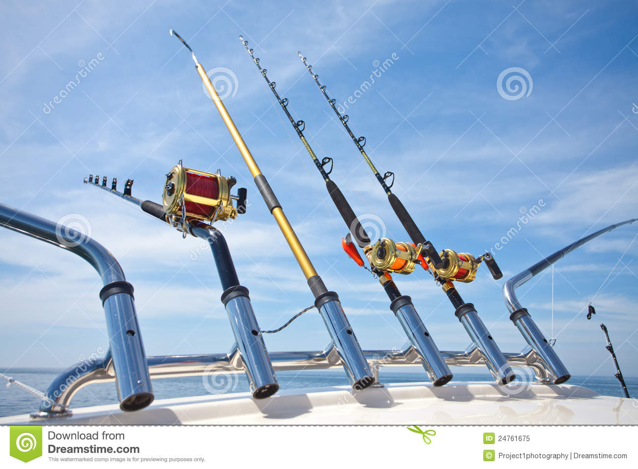 Big game fishing royalty free stock photo image 24761675 for Big game fishing