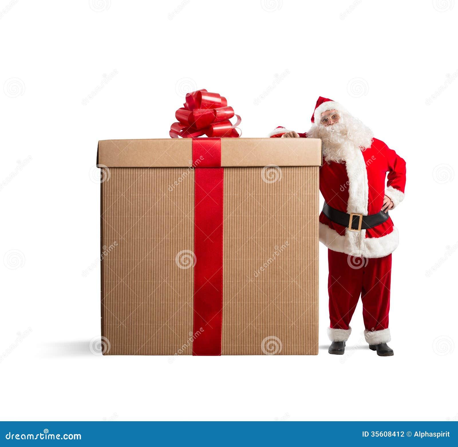 big gift - Big Christmas Gifts