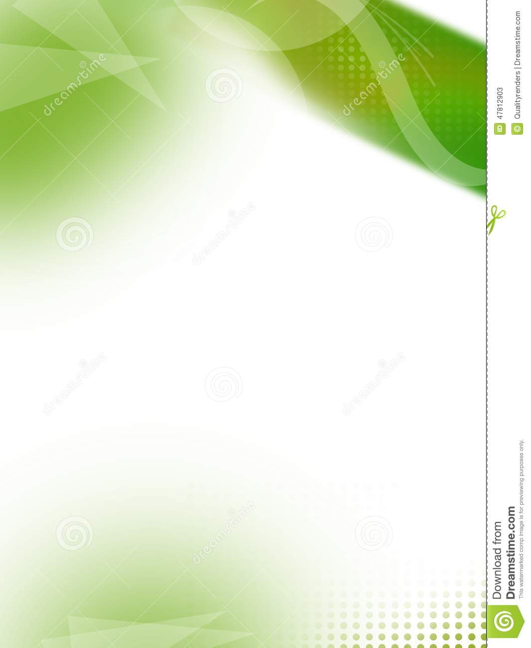 green flyer backgrounds - photo #1