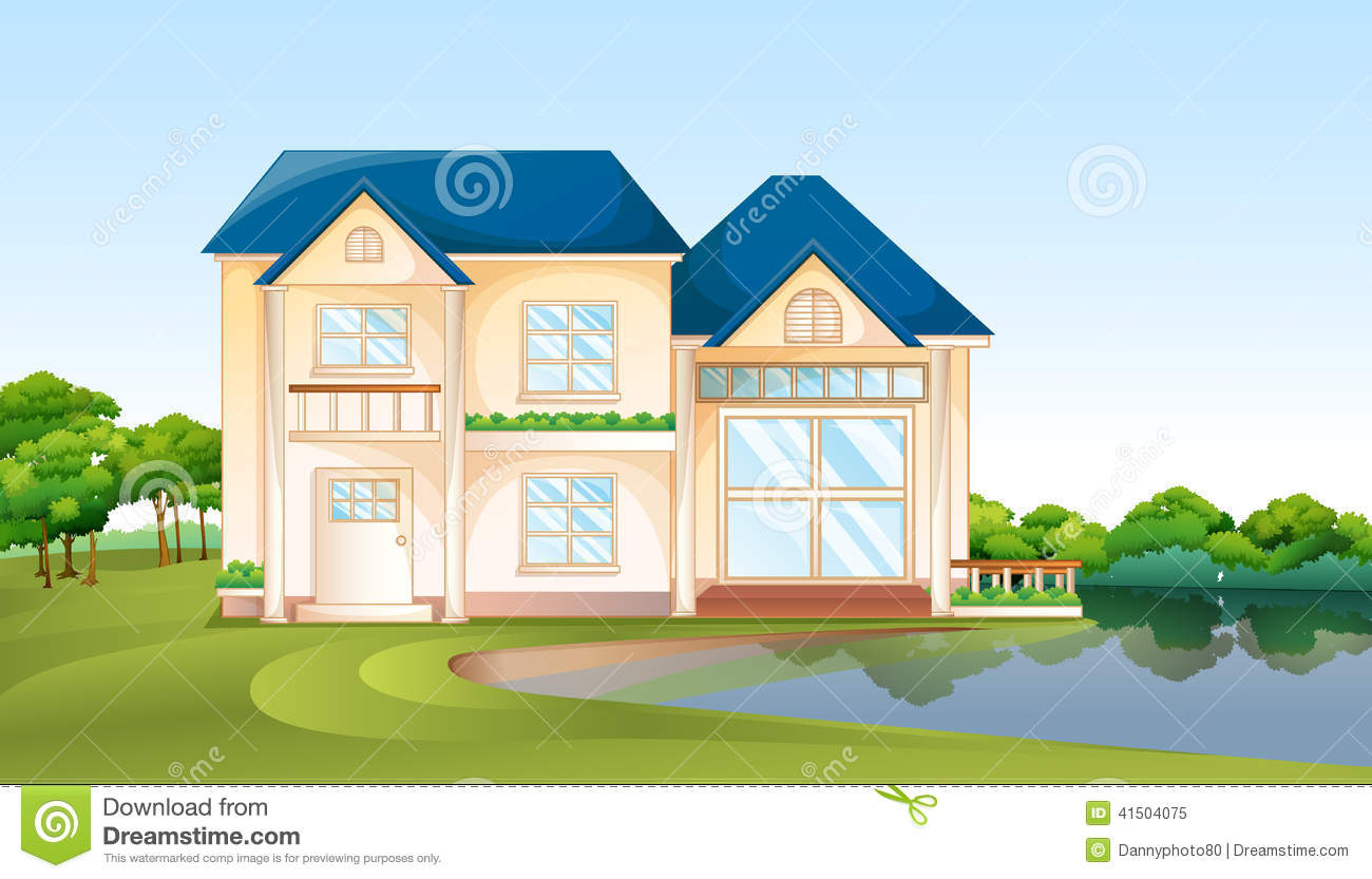 Tiny House With Porch Big Cartoon House Inside Www Pixshark Com Images