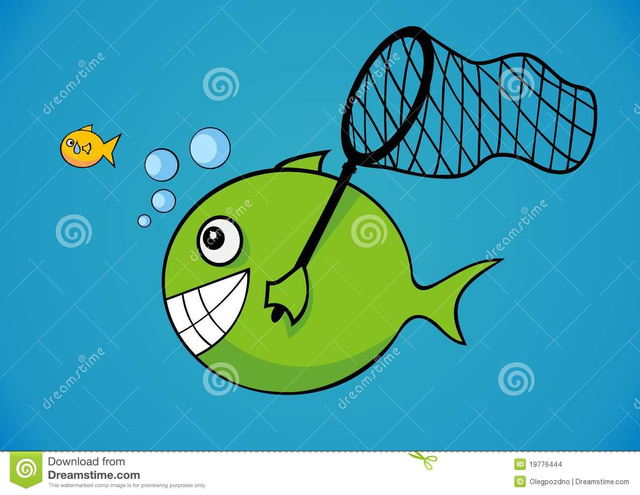 Big and little fish stock images image 19776444 for Big fish little fish