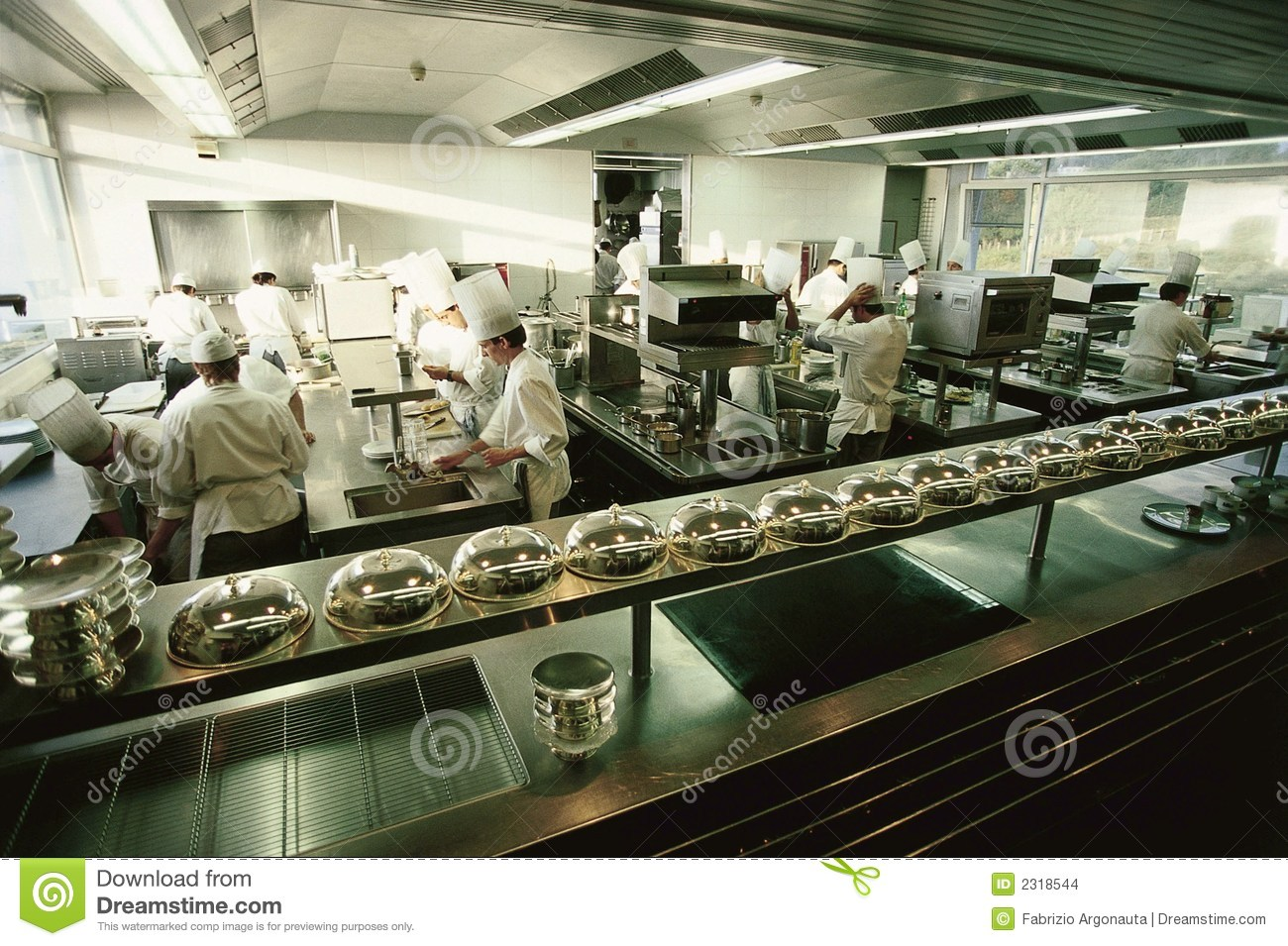 Restaurant Kitchen Photos restaurant kitchen stock photography - image: 1664272