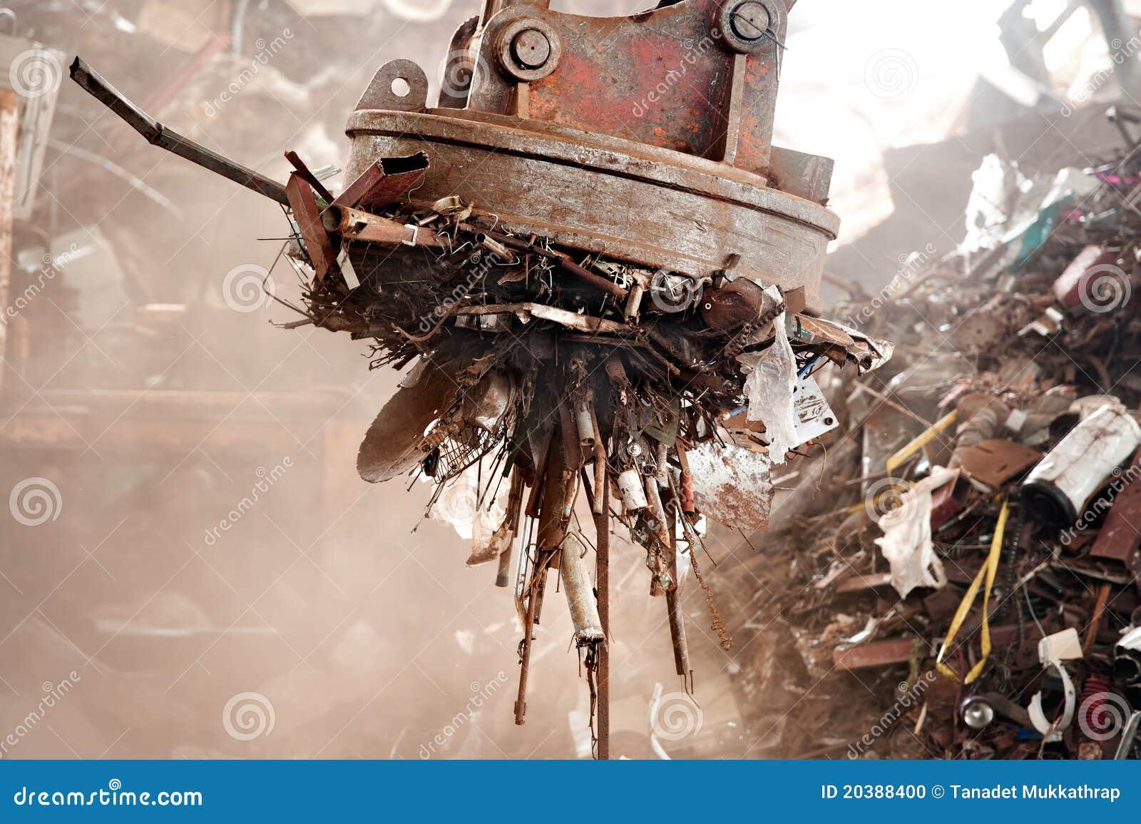 big magnet stock photo image of damaged junk environmental 20388400