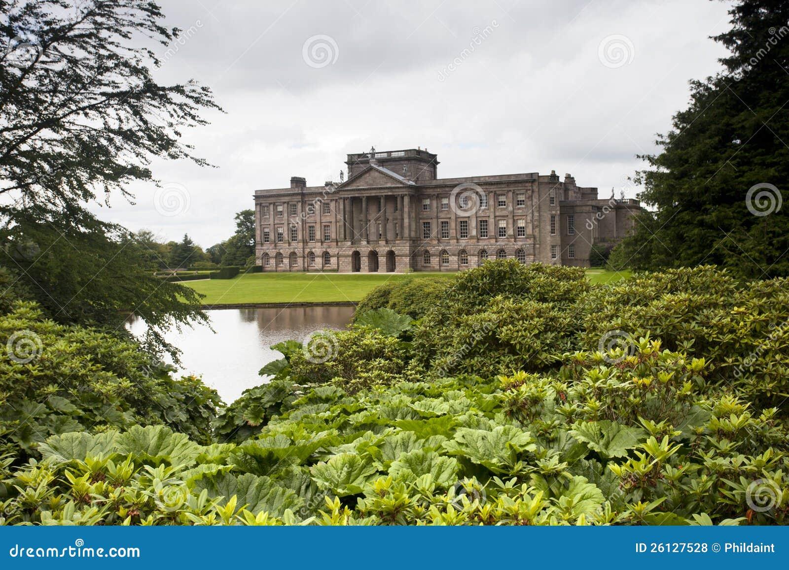 Big mansion stock phot...