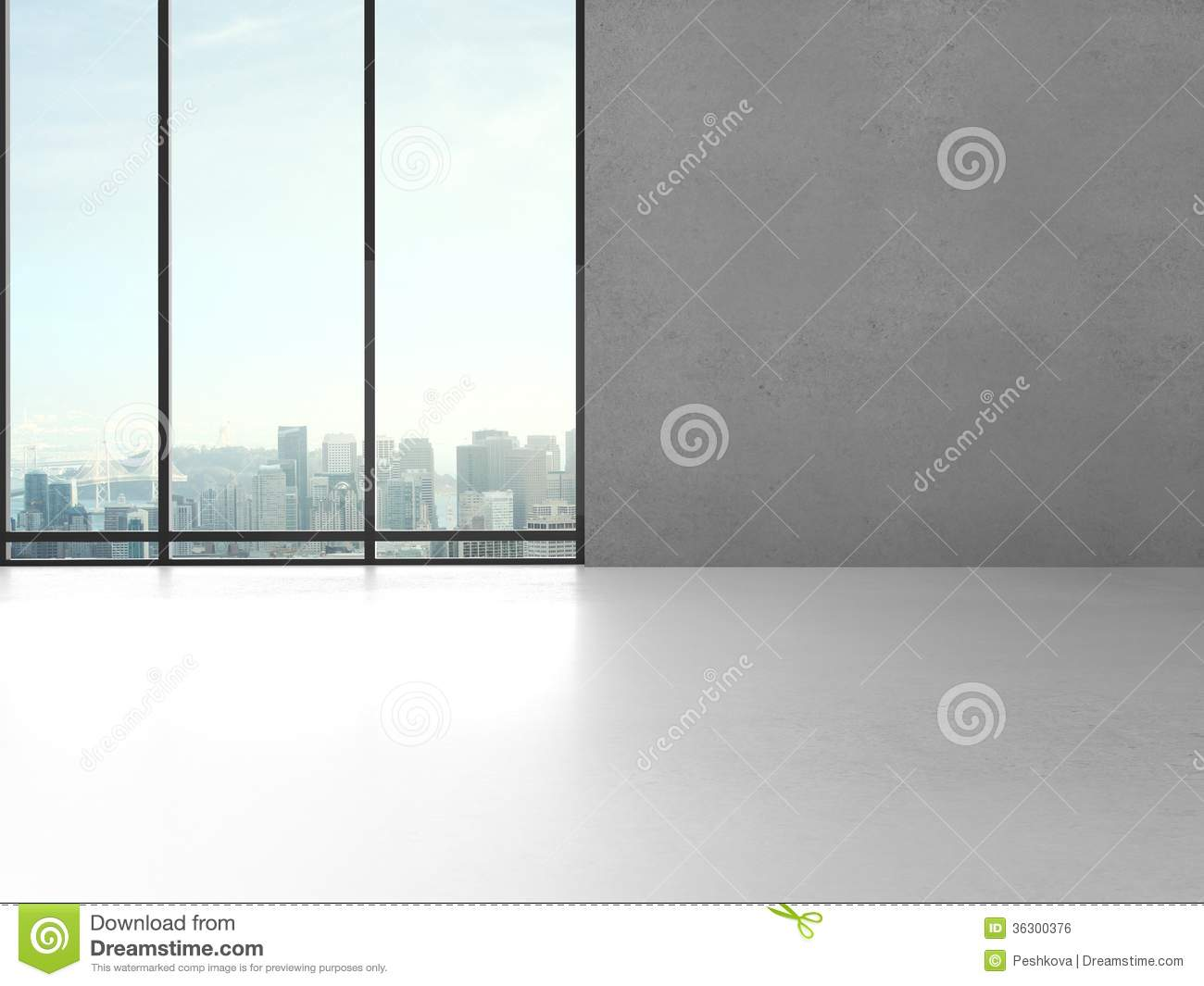 Big Office Stock Photo Image Of Contemporary Modern