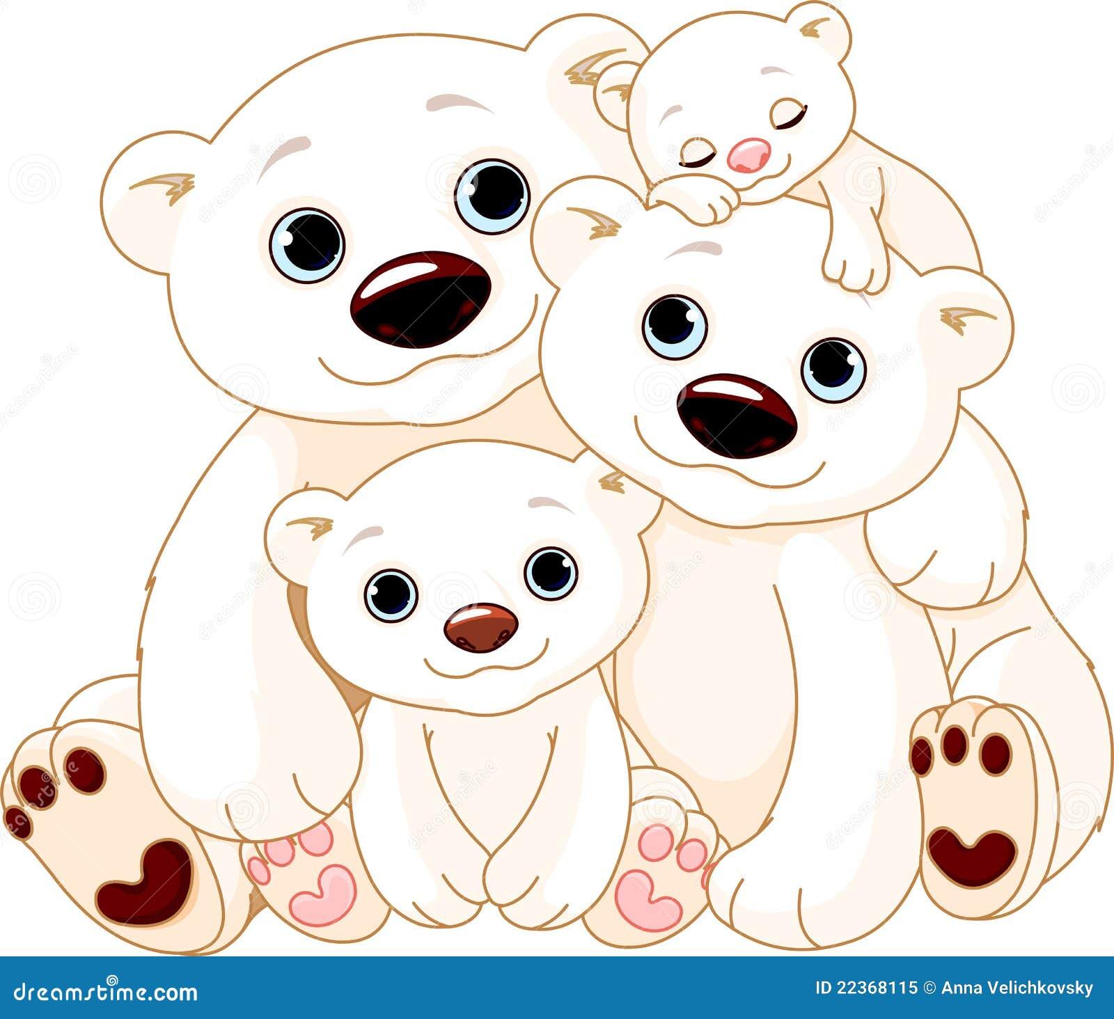 Polar Bear Cartoon Images Stock Photos amp Vectors