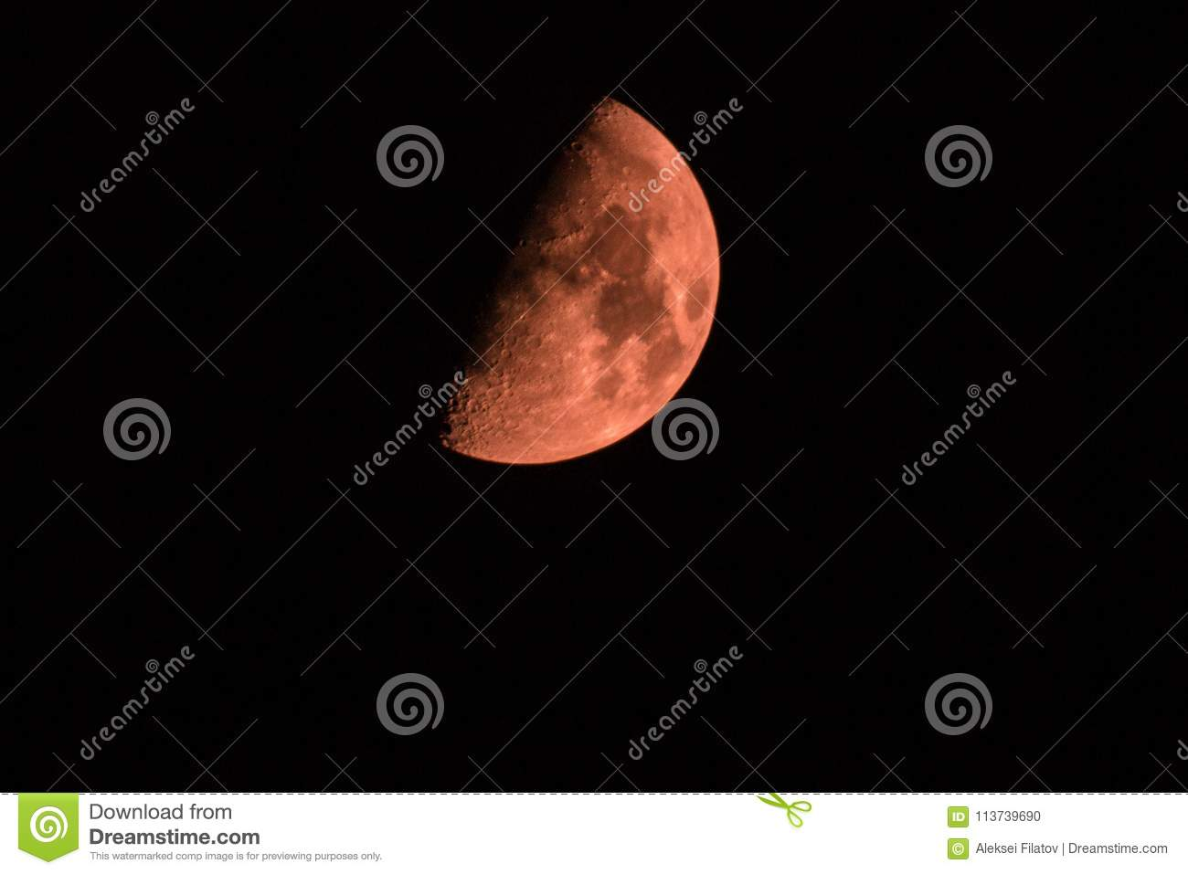 big red moon dream meaning - photo #7